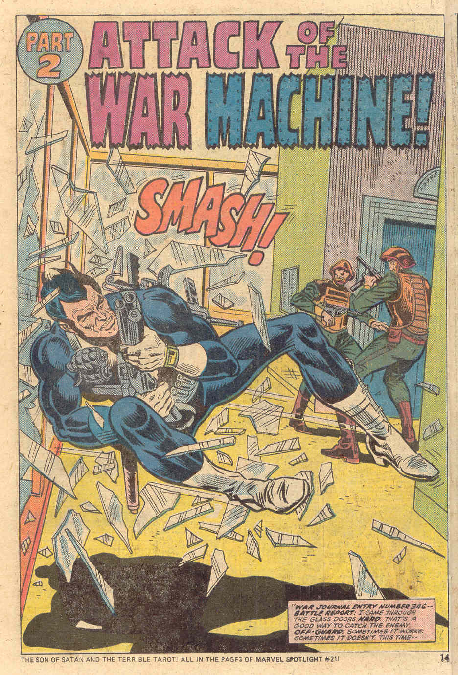 Giant-Size Spider-Man (1974) issue 4 - Page 12
