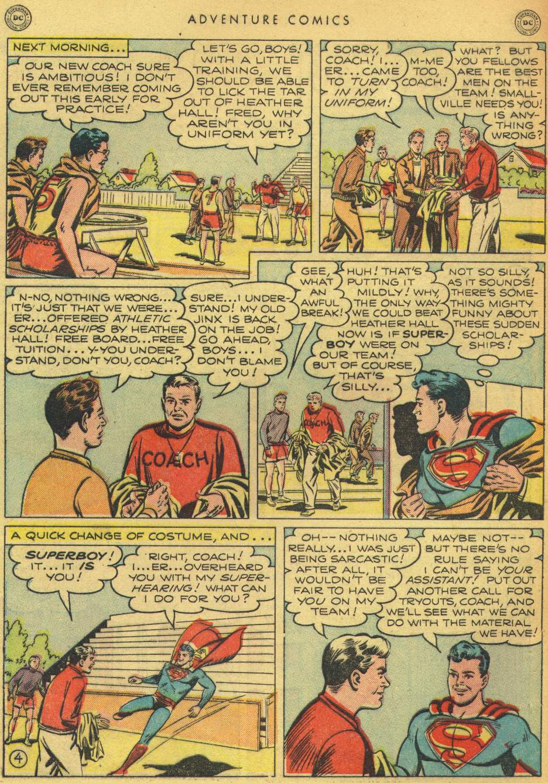 Read online Adventure Comics (1938) comic -  Issue #162 - 6