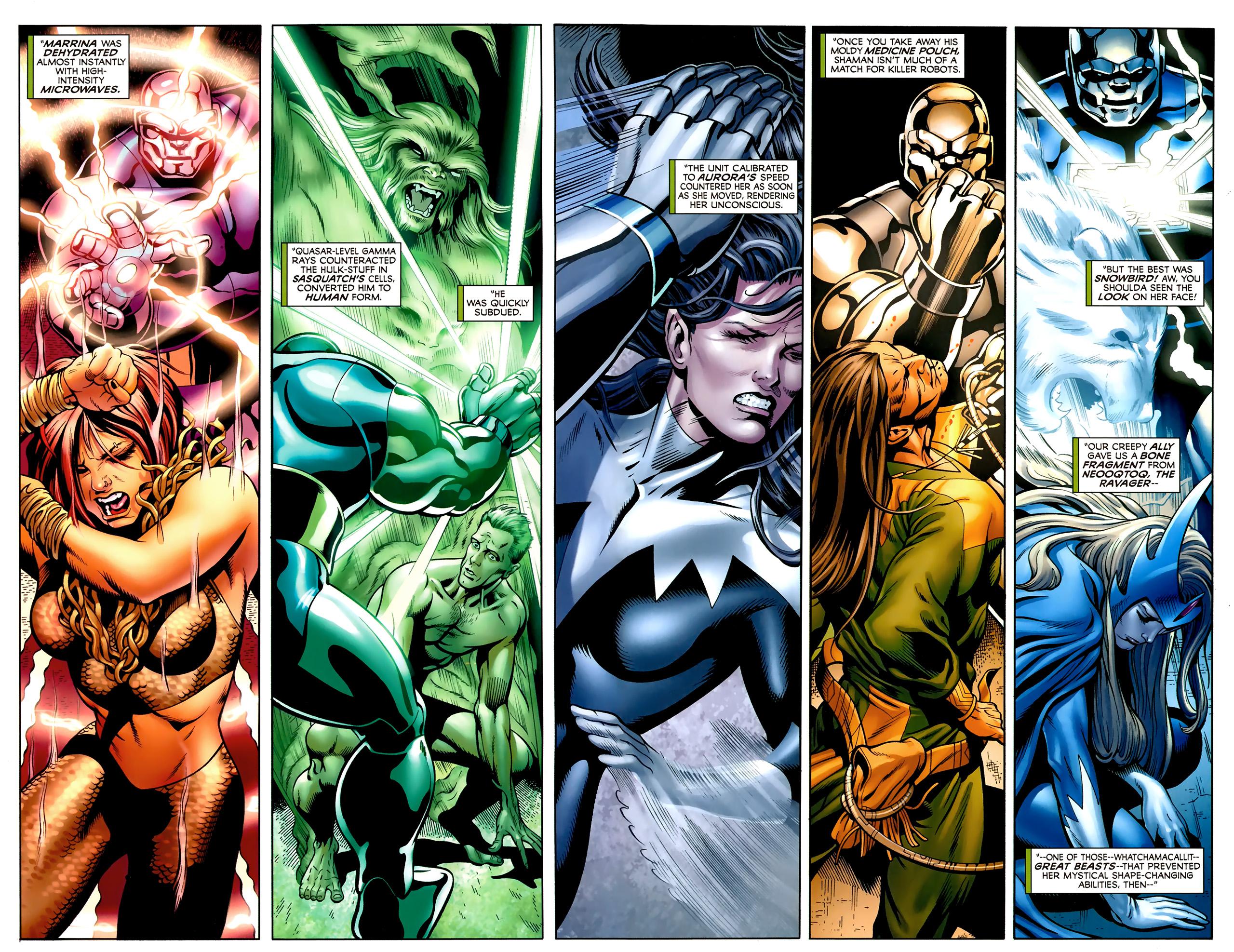 Read online Alpha Flight (2011) comic -  Issue #2 - 7