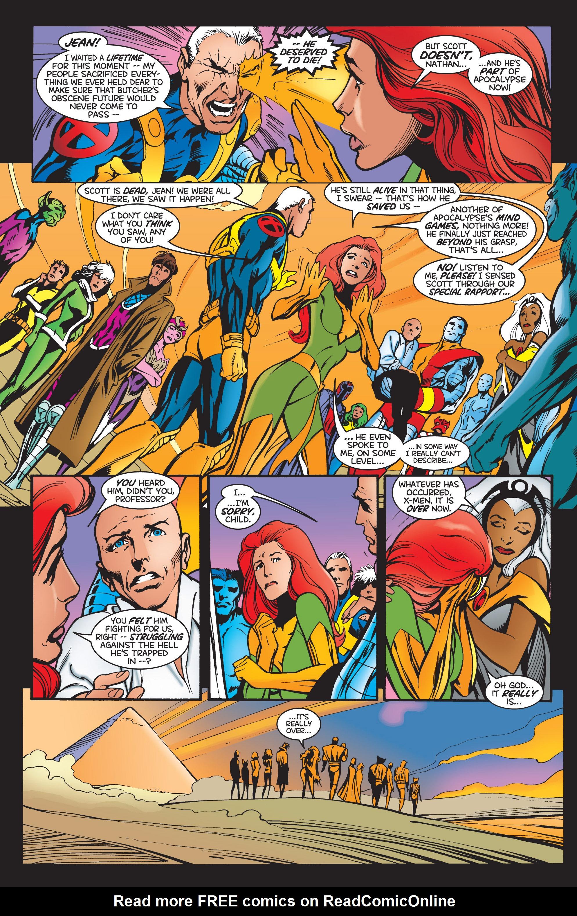 X-Men (1991) 98 Page 19