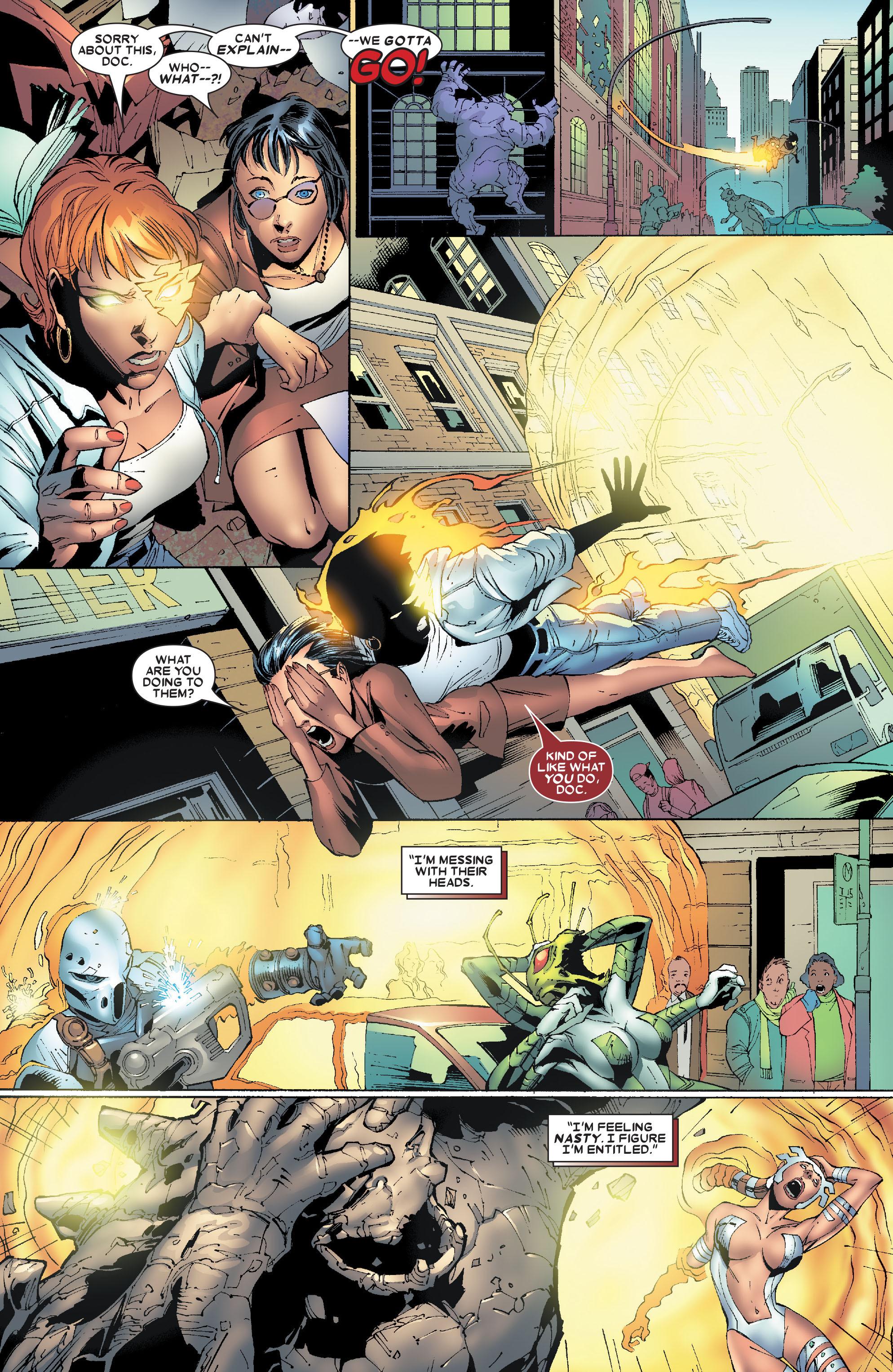 Read online Uncanny X-Men (1963) comic -  Issue #471 - 6