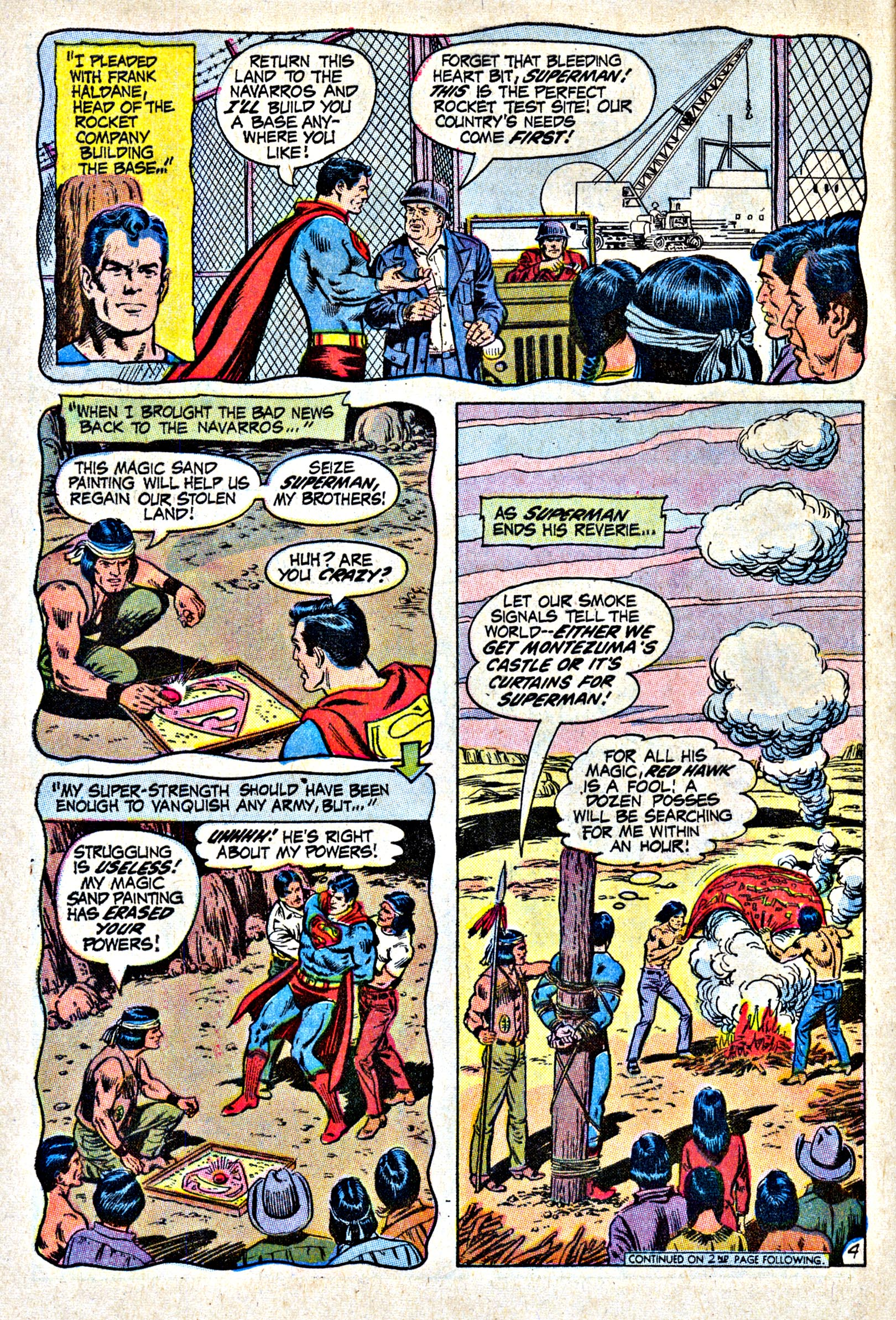 Read online Action Comics (1938) comic -  Issue #402 - 6