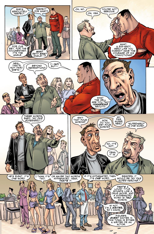 Read online Wonder Man (2007) comic -  Issue #1 - 20