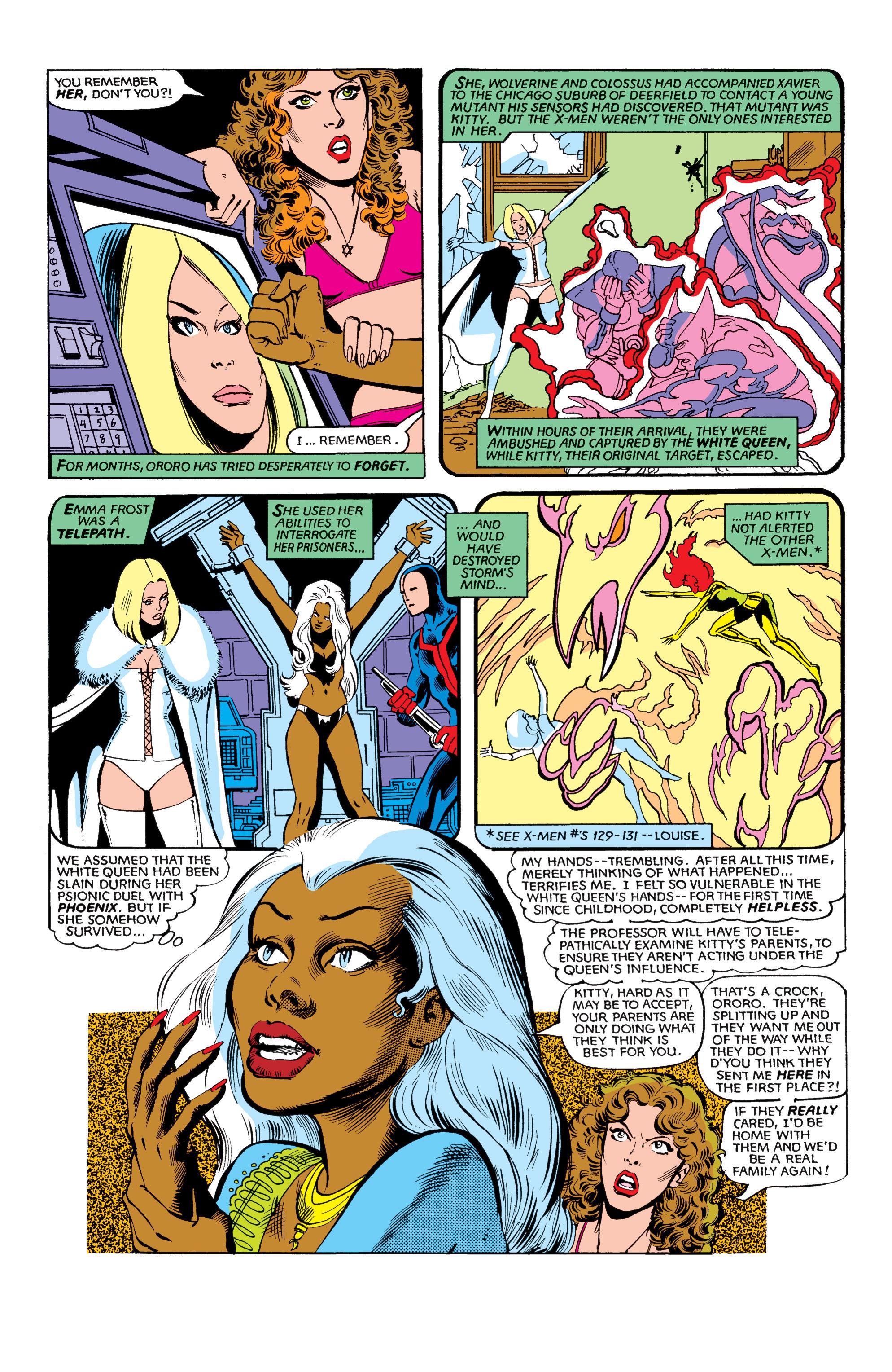 Read online Uncanny X-Men (1963) comic -  Issue #151 - 5