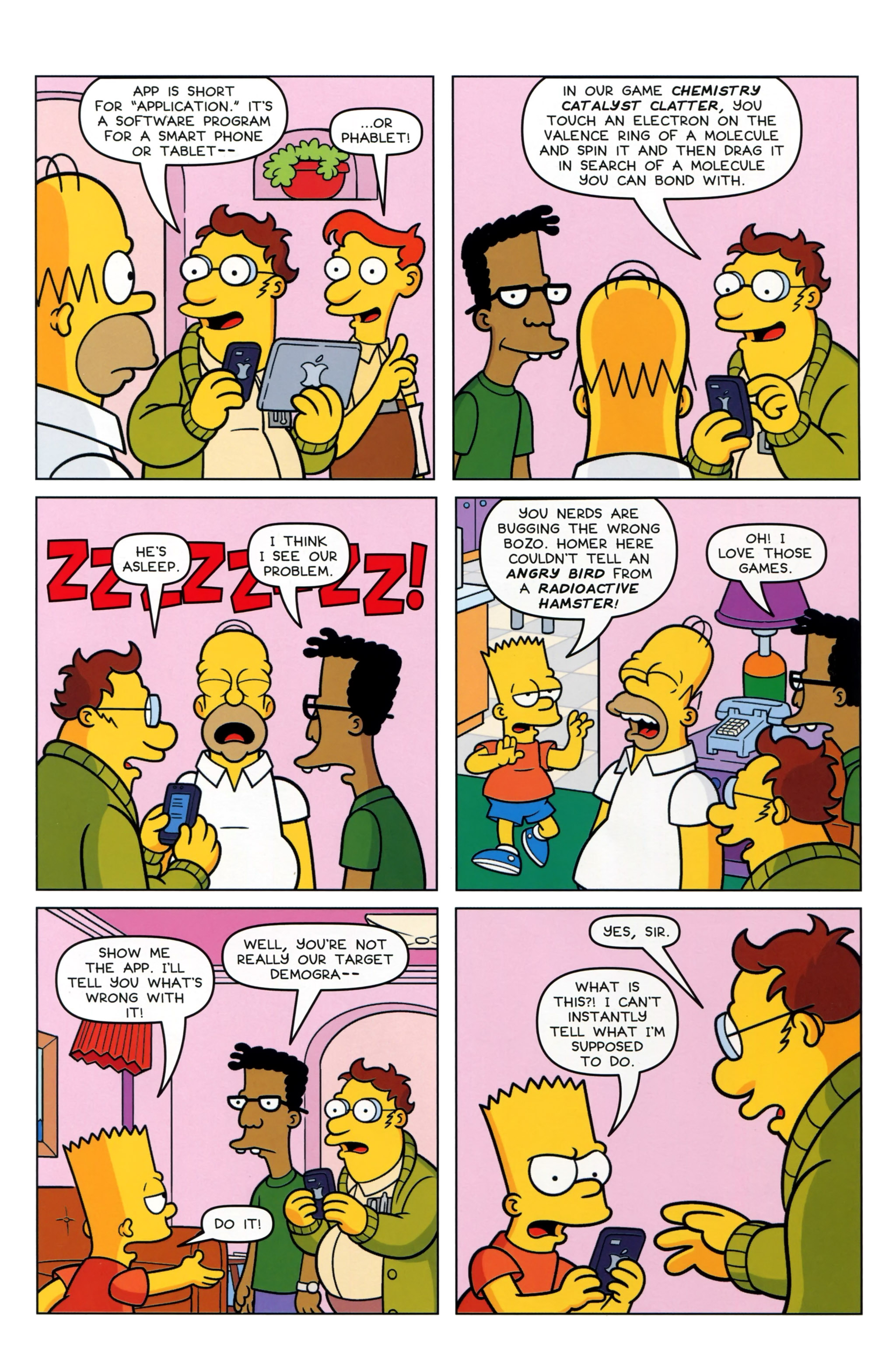 Read online Simpsons Comics Presents Bart Simpson comic -  Issue #97 - 7