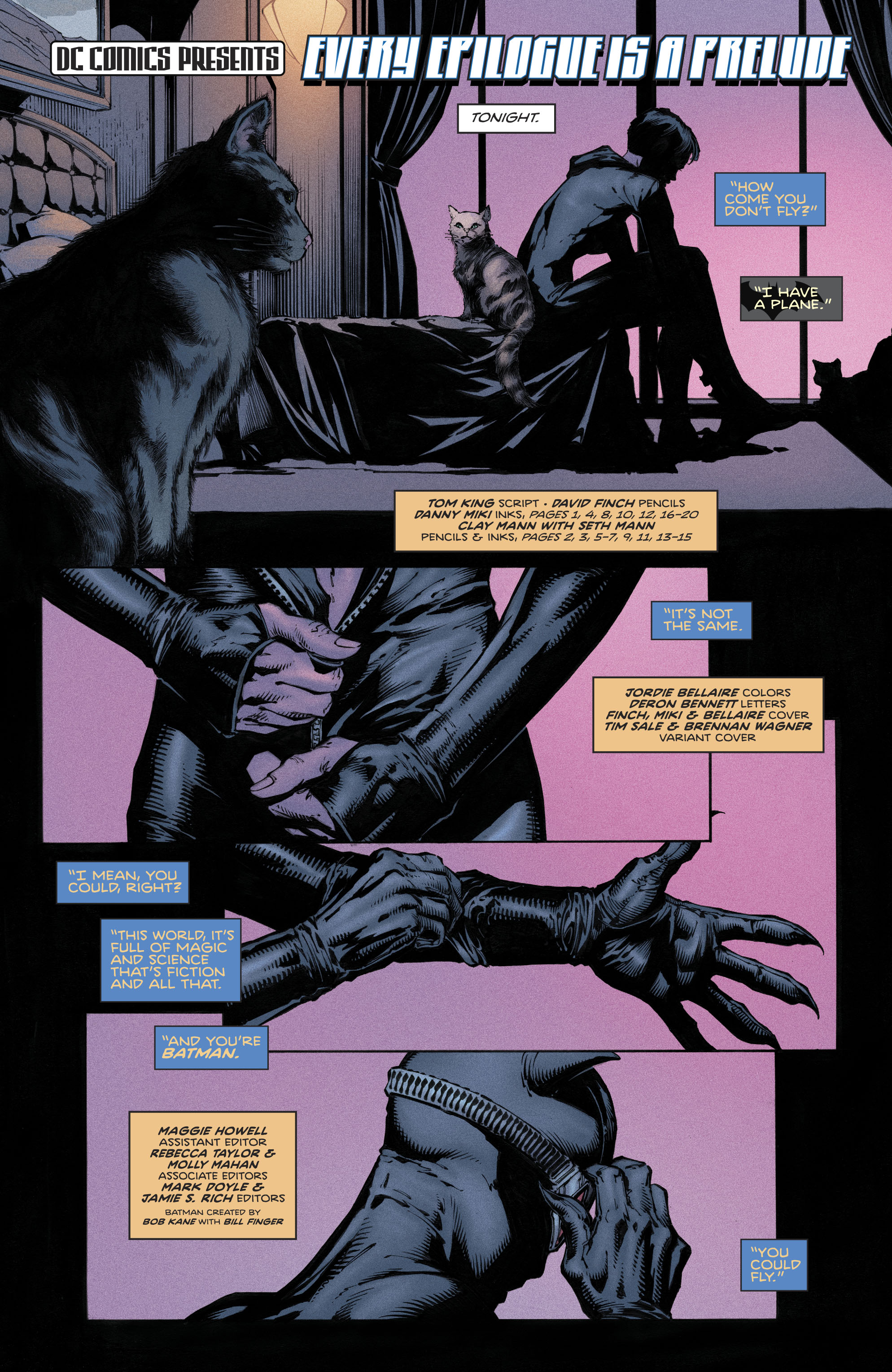 Read online Batman (2016) comic -  Issue #24 - 4