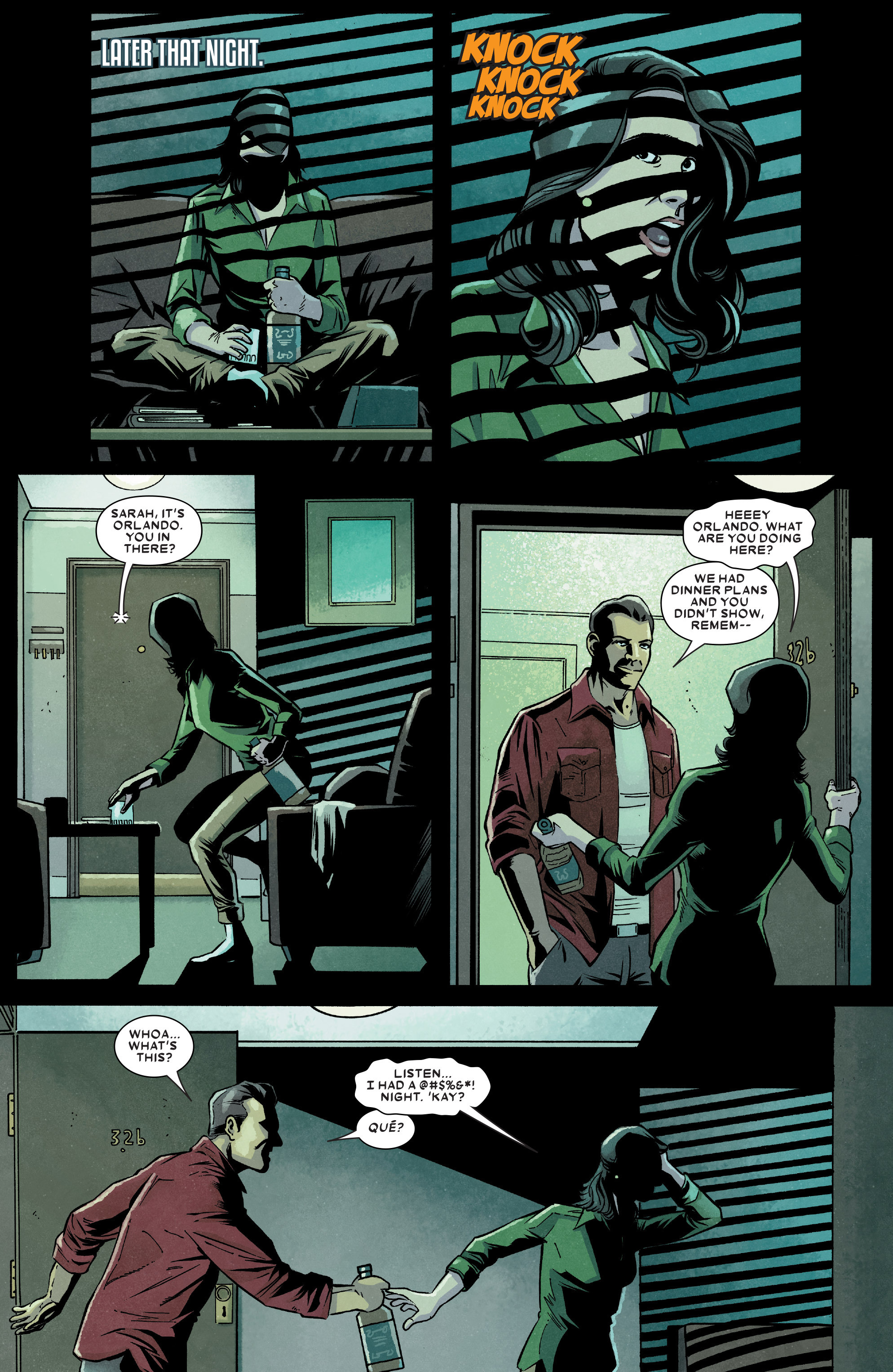 Read online Kingpin (2017) comic -  Issue #4 - 19