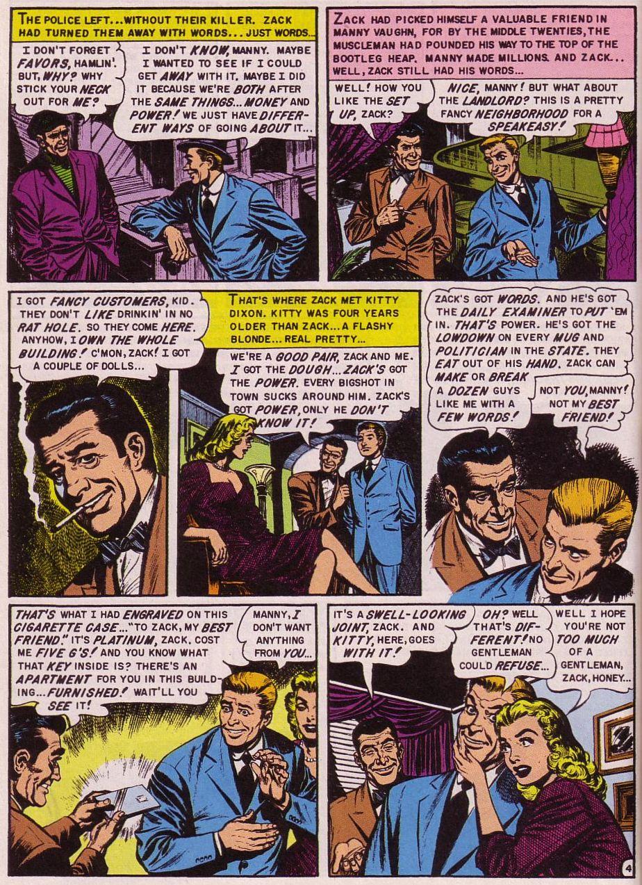 Read online Shock SuspenStories comic -  Issue #16 - 26