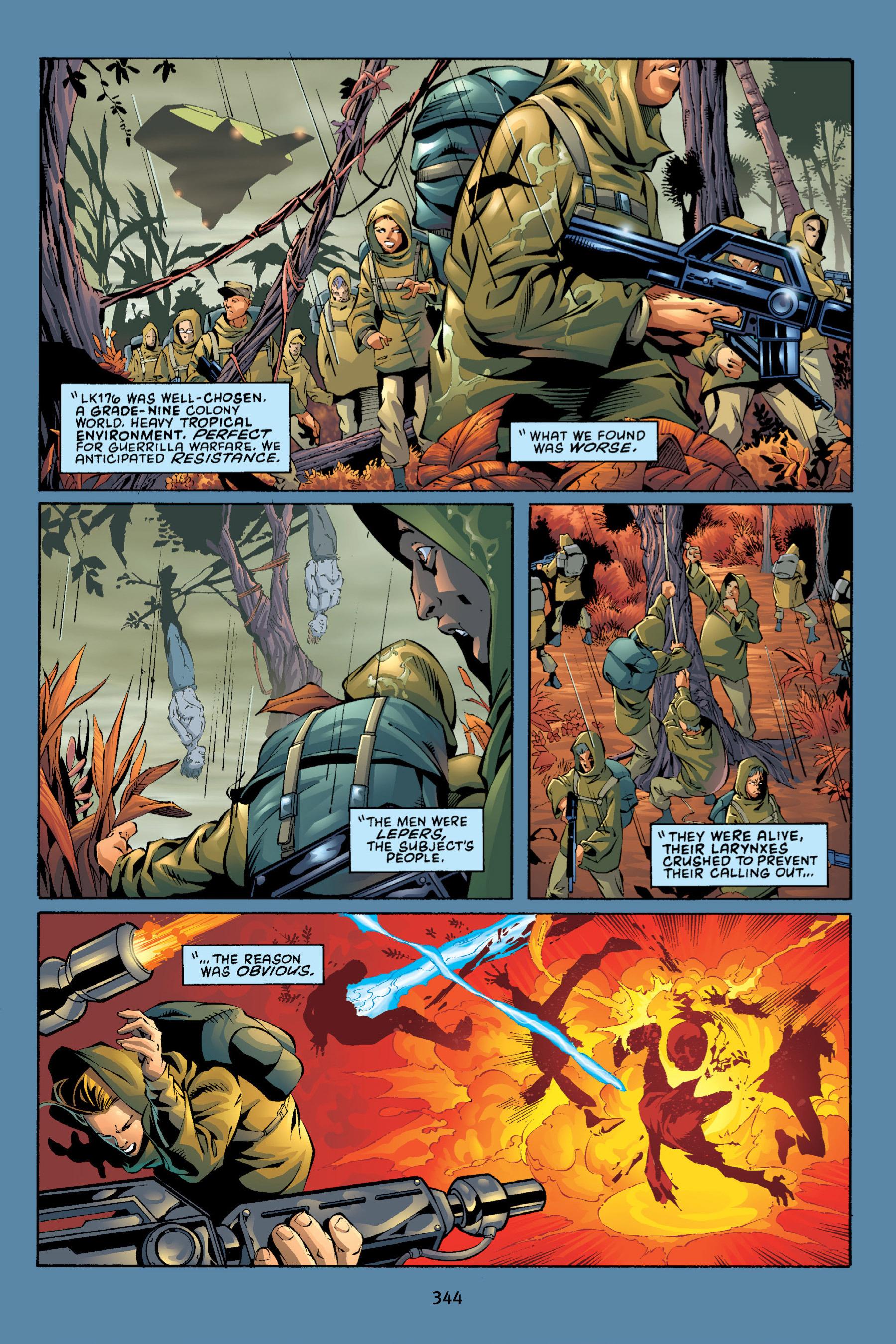 Read online Aliens vs. Predator Omnibus comic -  Issue # _TPB 2 Part 4 - 9