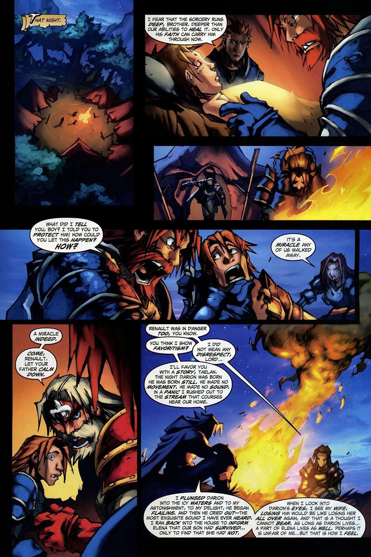 Read online World of Warcraft: Ashbringer comic -  Issue #1 - 25