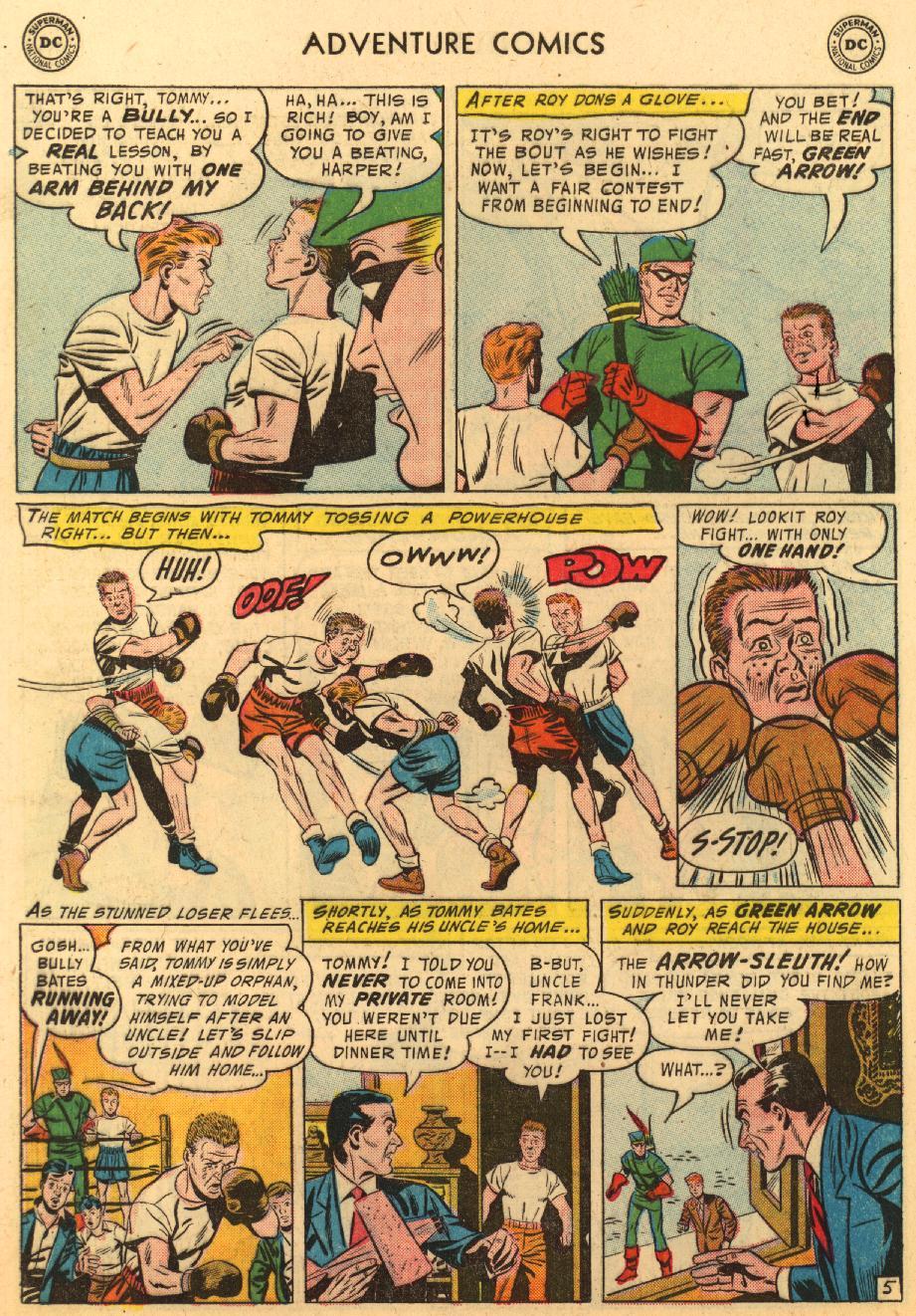 Read online Adventure Comics (1938) comic -  Issue #233 - 32