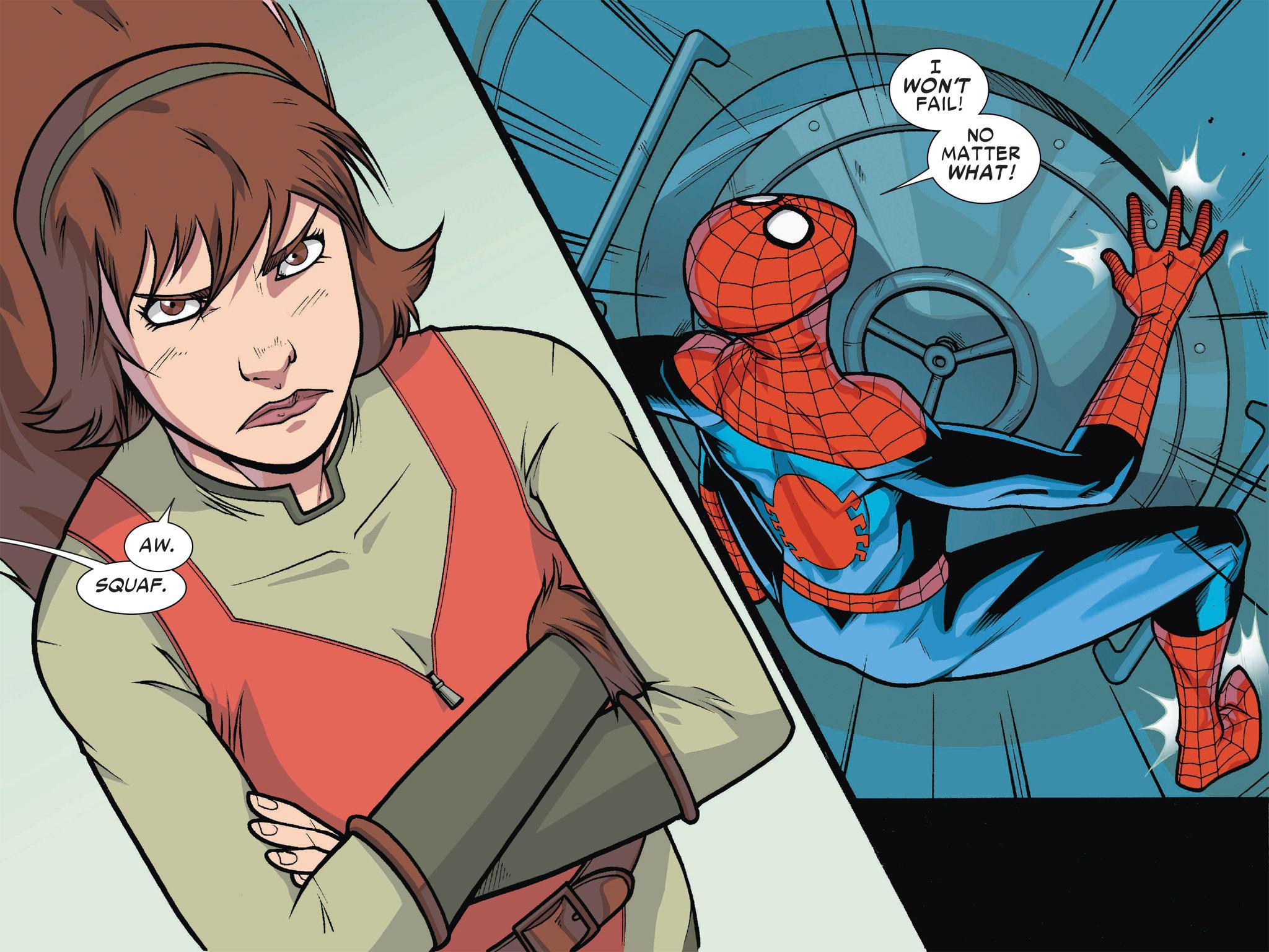 Read online Ultimate Spider-Man (Infinite Comics) (2016) comic -  Issue #1 - 29