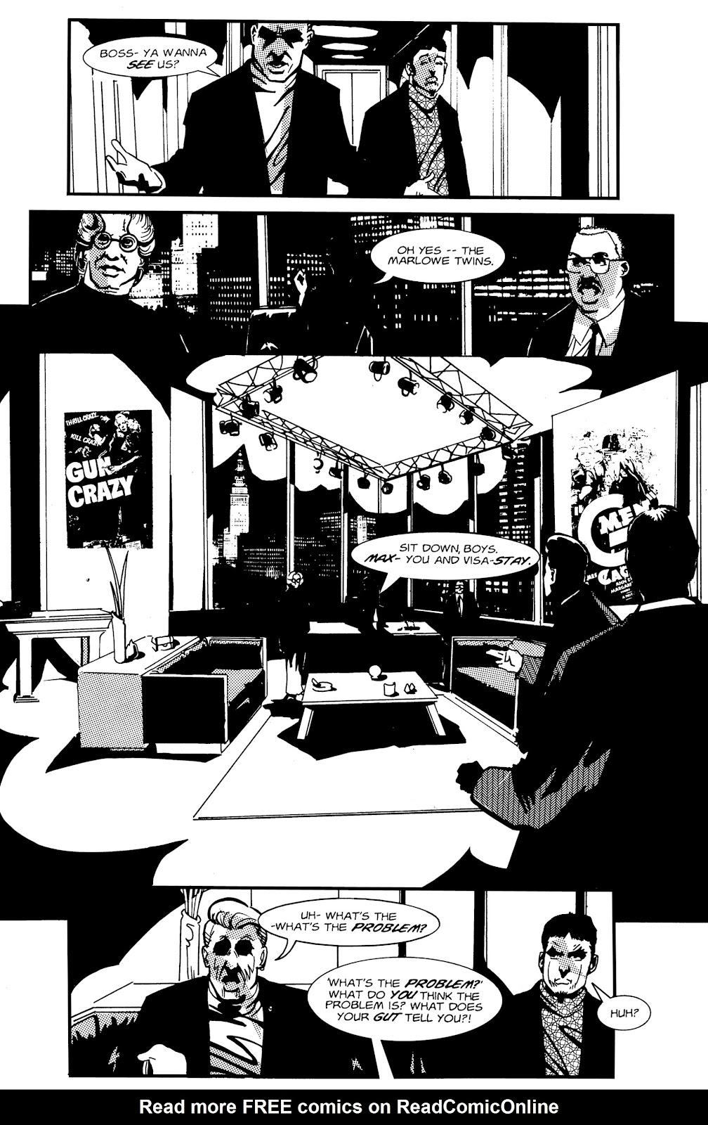 Read online Goldfish comic -  Issue # TPB (Part 1) - 7