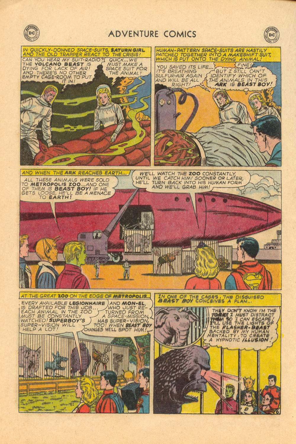 Read online Adventure Comics (1938) comic -  Issue #339 - 20