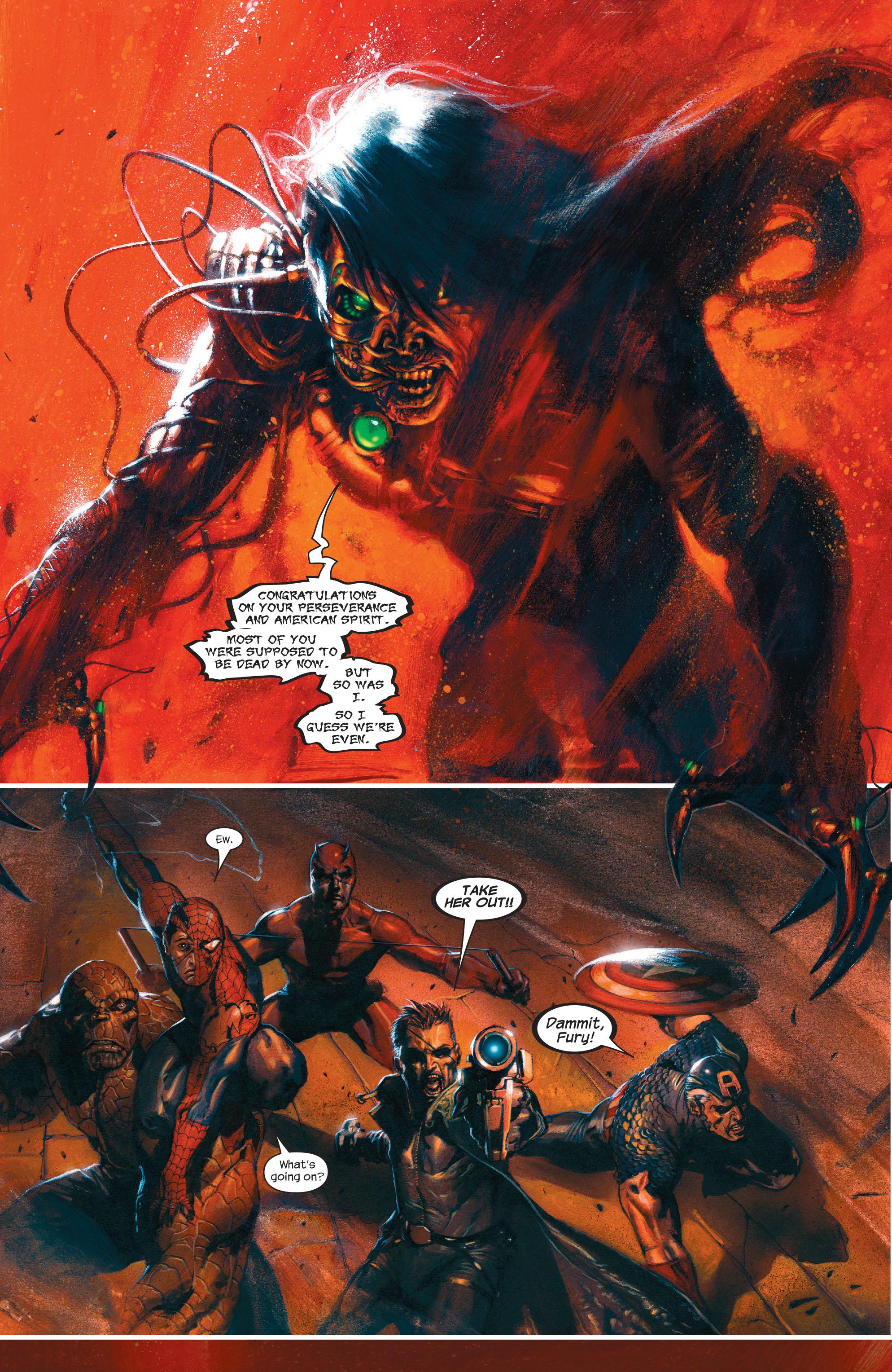 Read online Secret War comic -  Issue # Full - 85