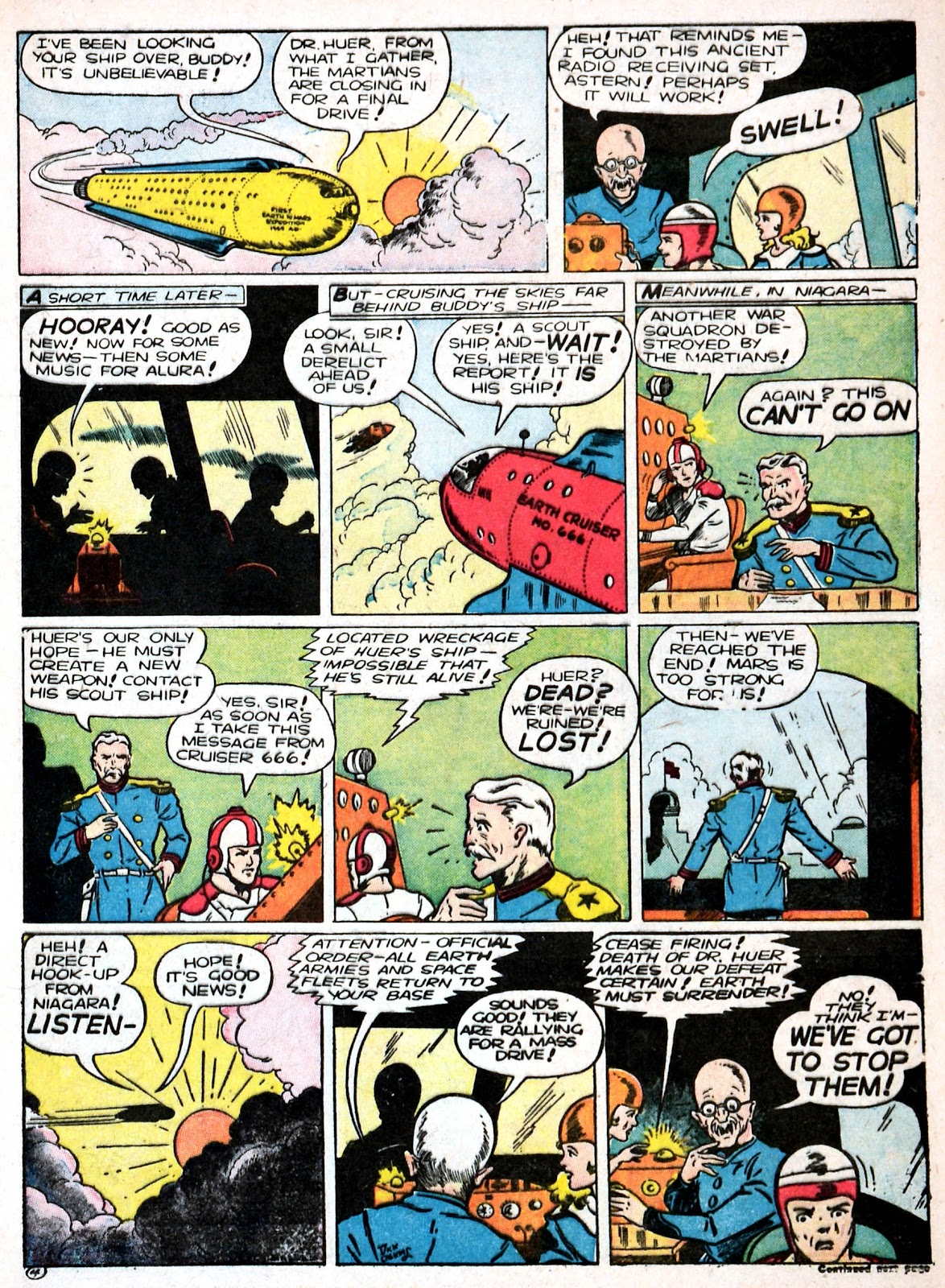 Read online Famous Funnies comic -  Issue #87 - 7