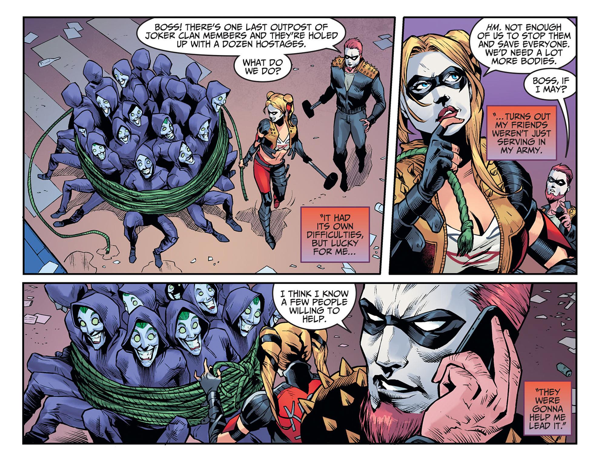 Read online Injustice: Ground Zero comic -  Issue #20 - 17