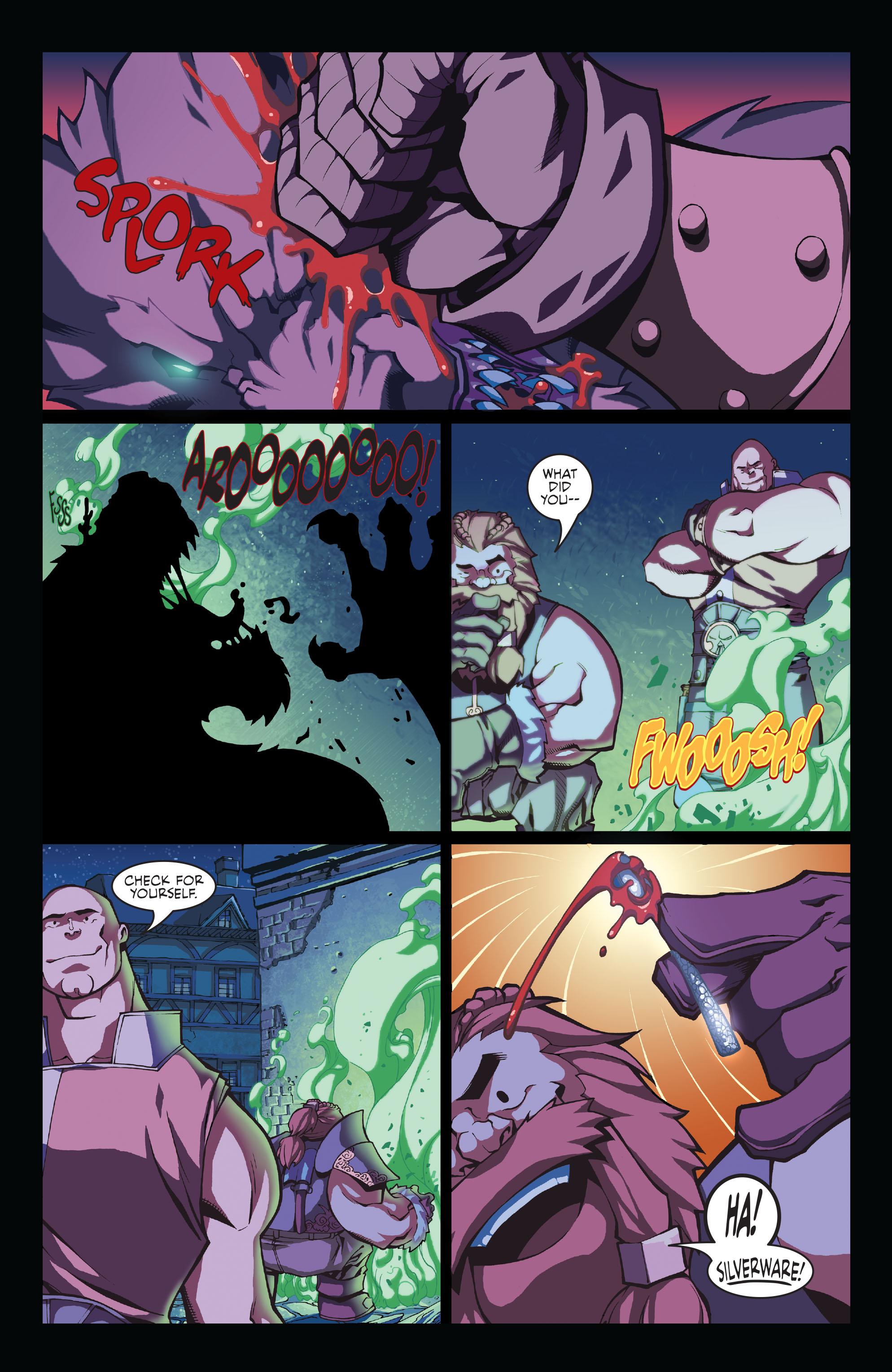Read online Skullkickers comic -  Issue #1 - 7