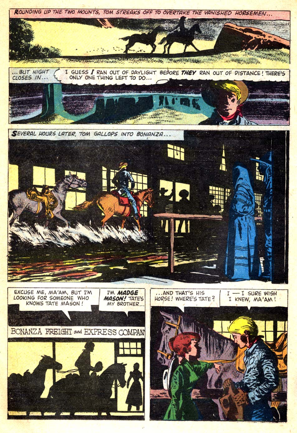 Four Color Comics issue 907 - Page 26