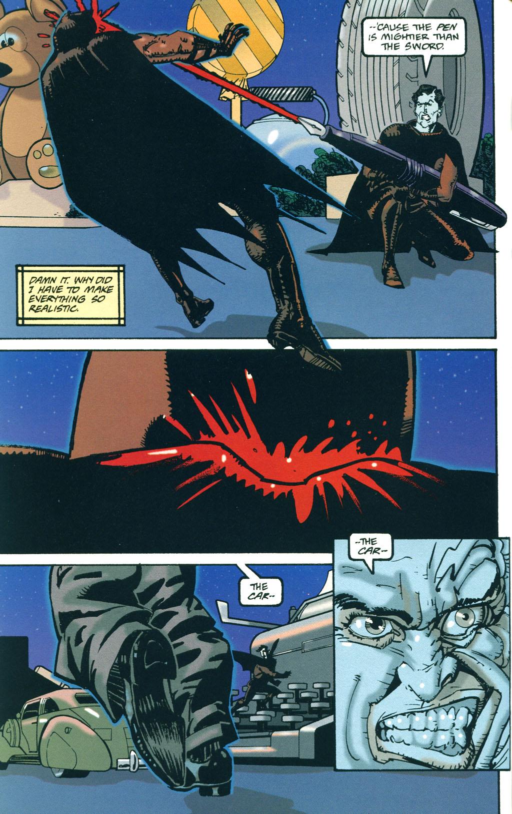Read online Batman: Dark Allegiances comic -  Issue # Full - 60