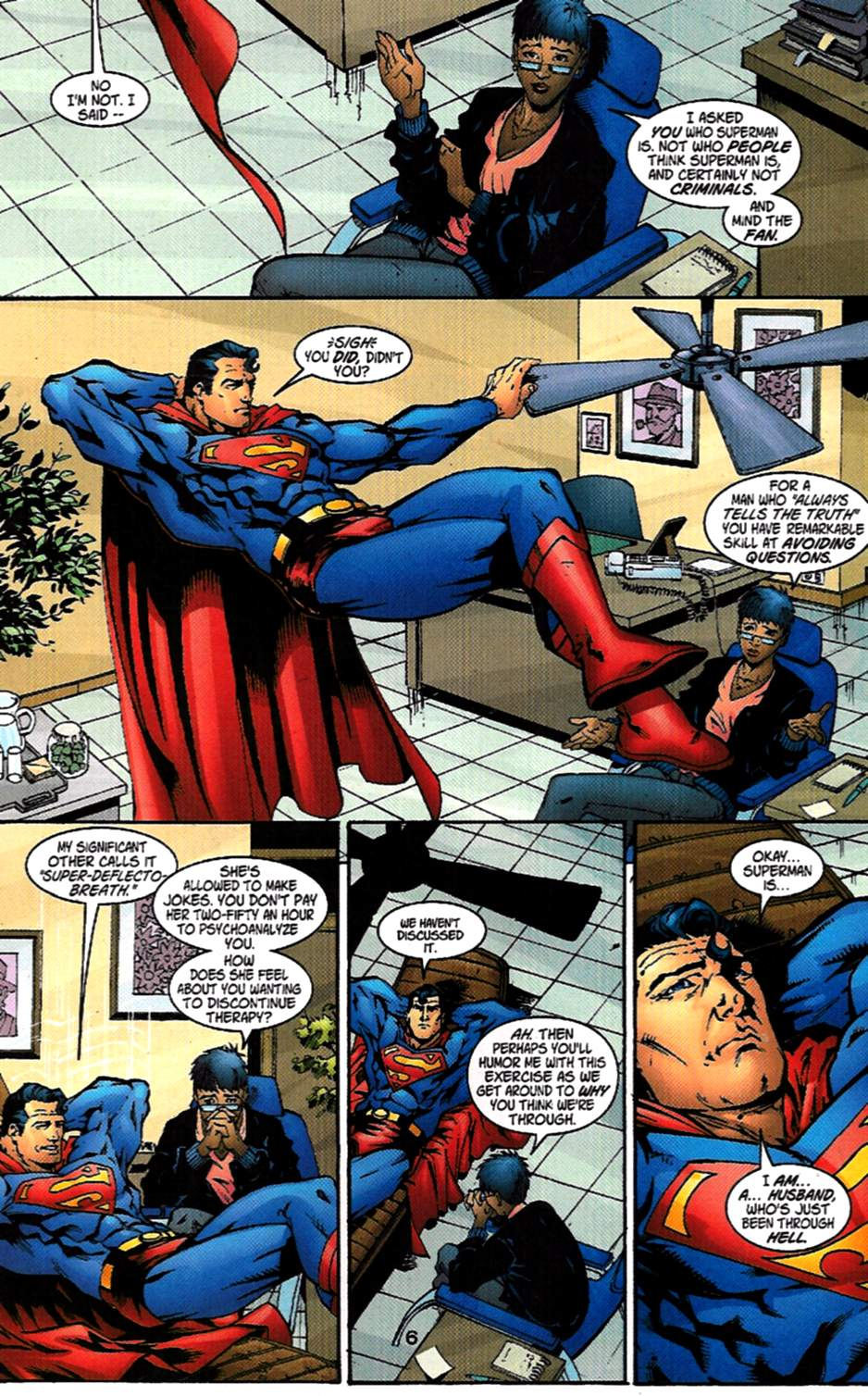 Action Comics (1938) 797 Page 6