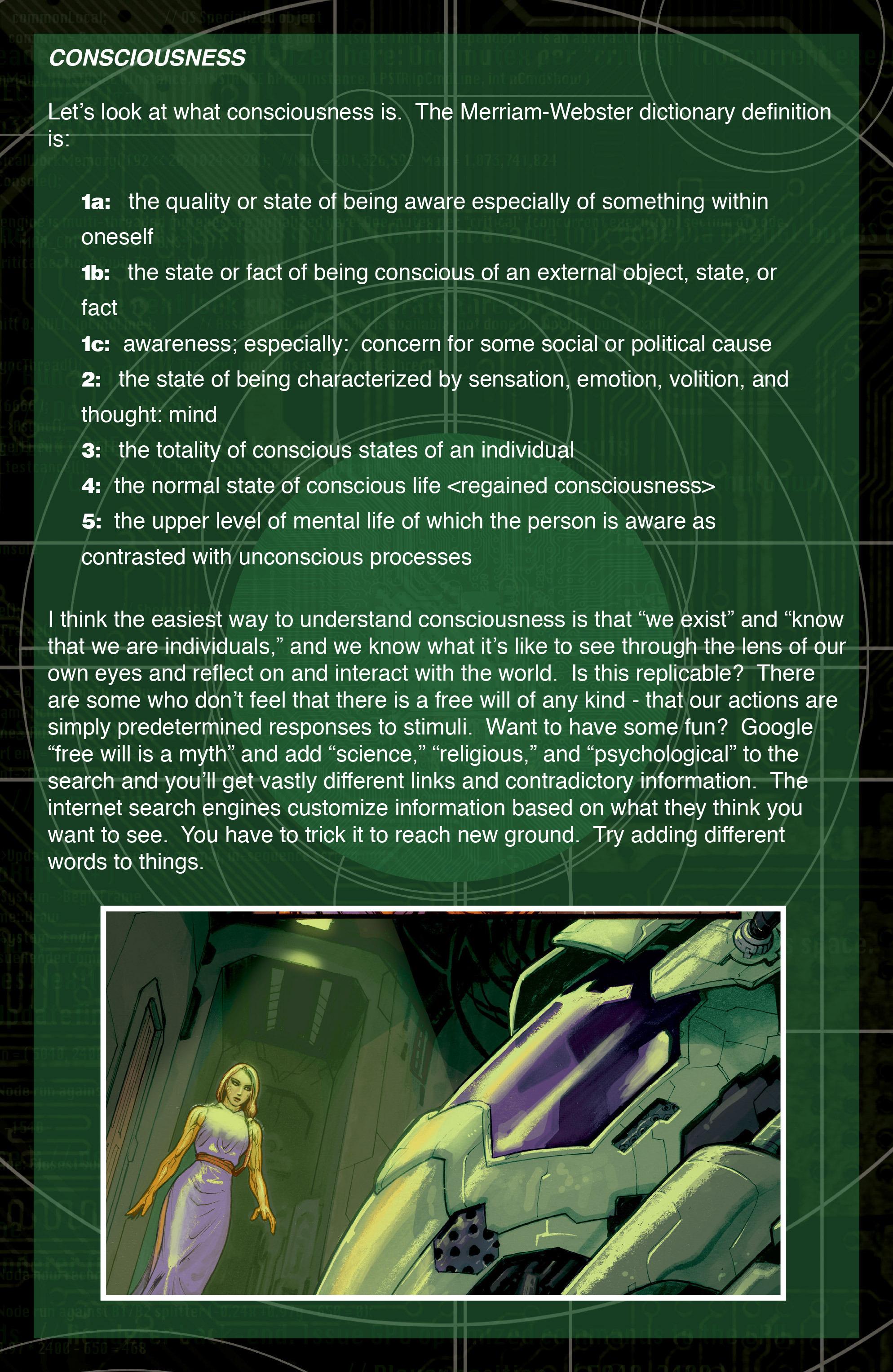 Read online IXth Generation Hidden Files comic -  Issue #1 - 17