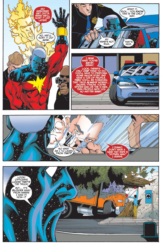 Captain Marvel (1999) Issue #1 #2 - English 12