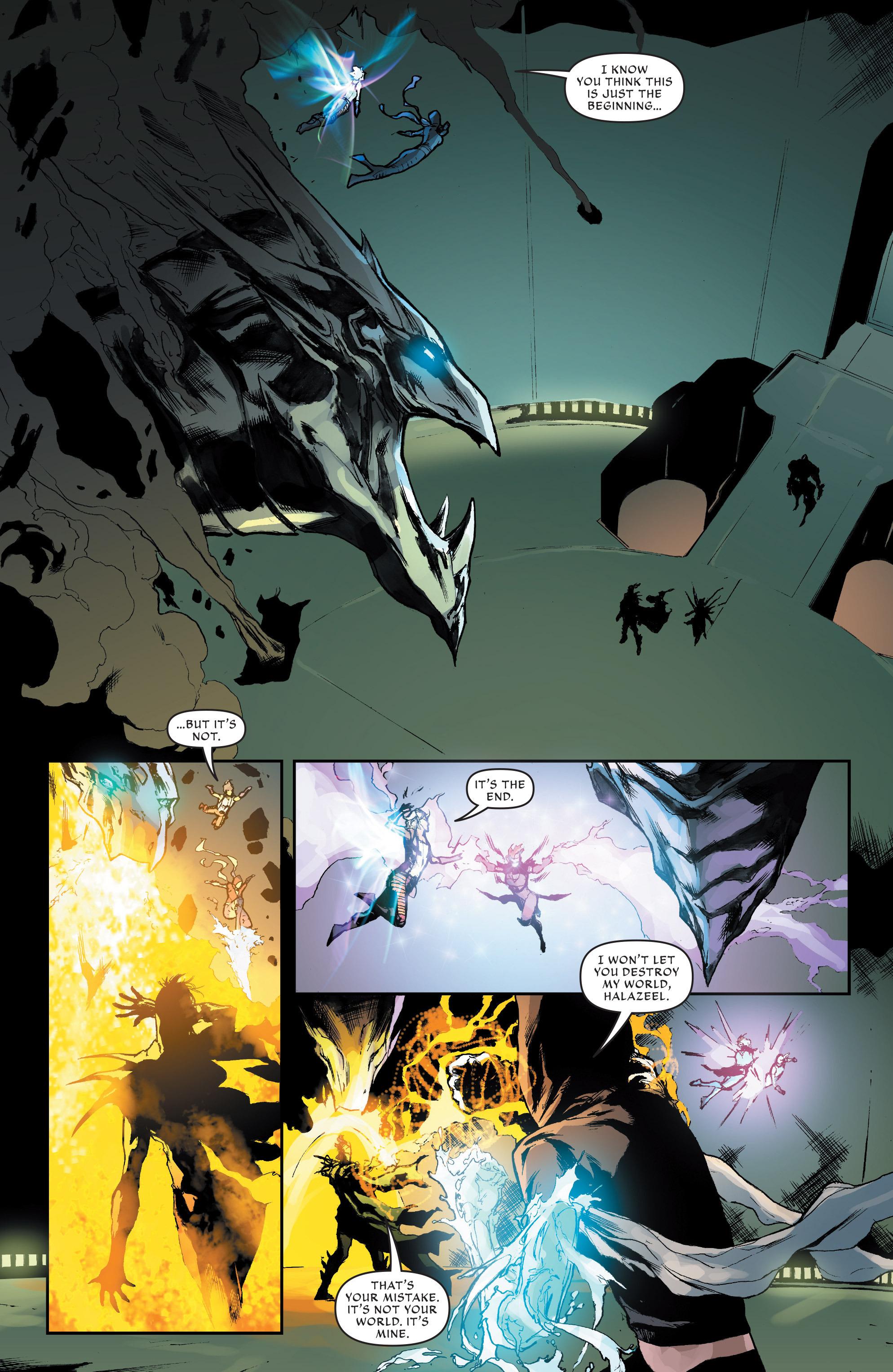 Read online Aspen Universe: Revelations comic -  Issue #2 - 15