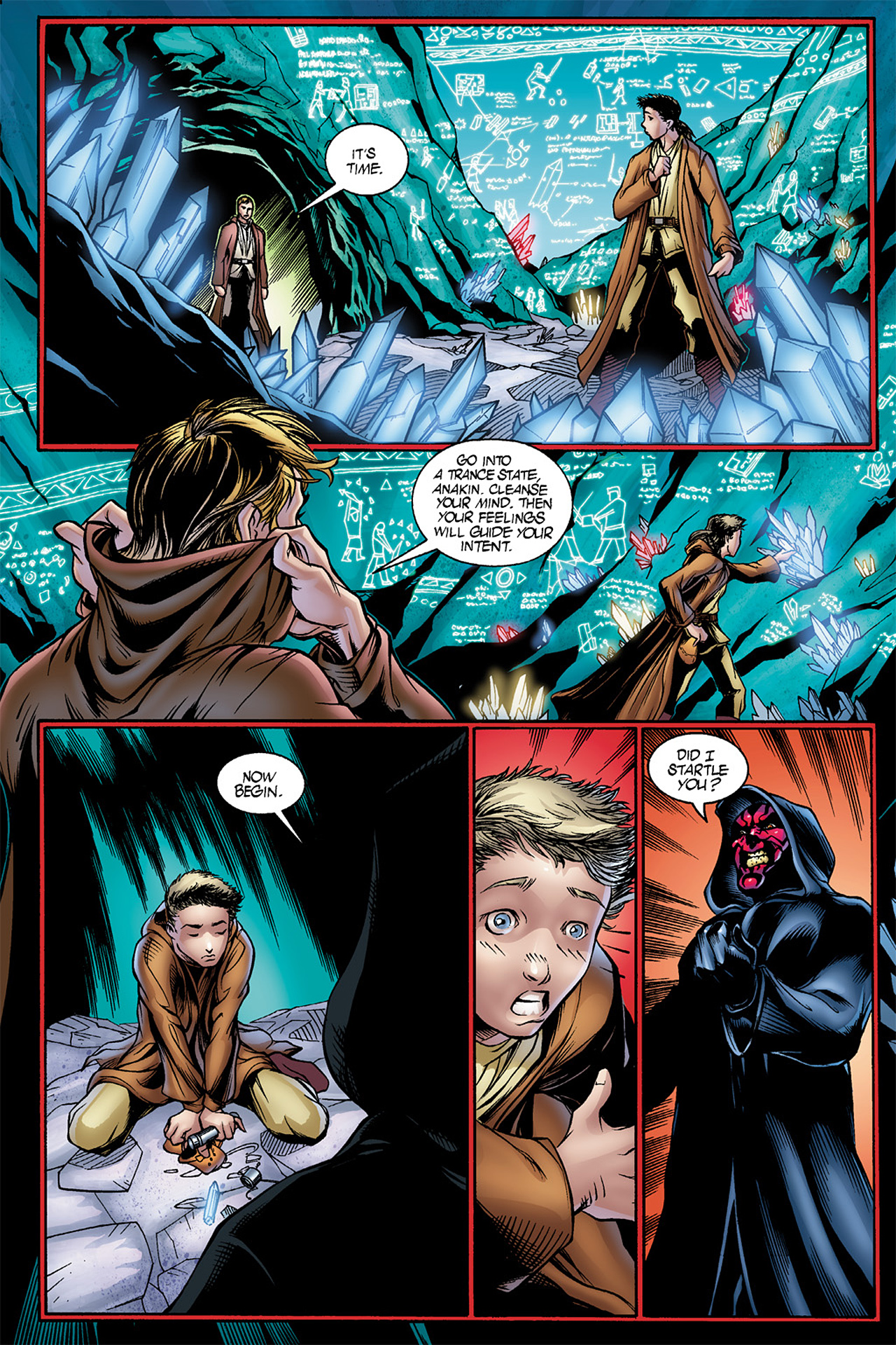 Read online Star Wars Omnibus comic -  Issue # Vol. 10 - 136