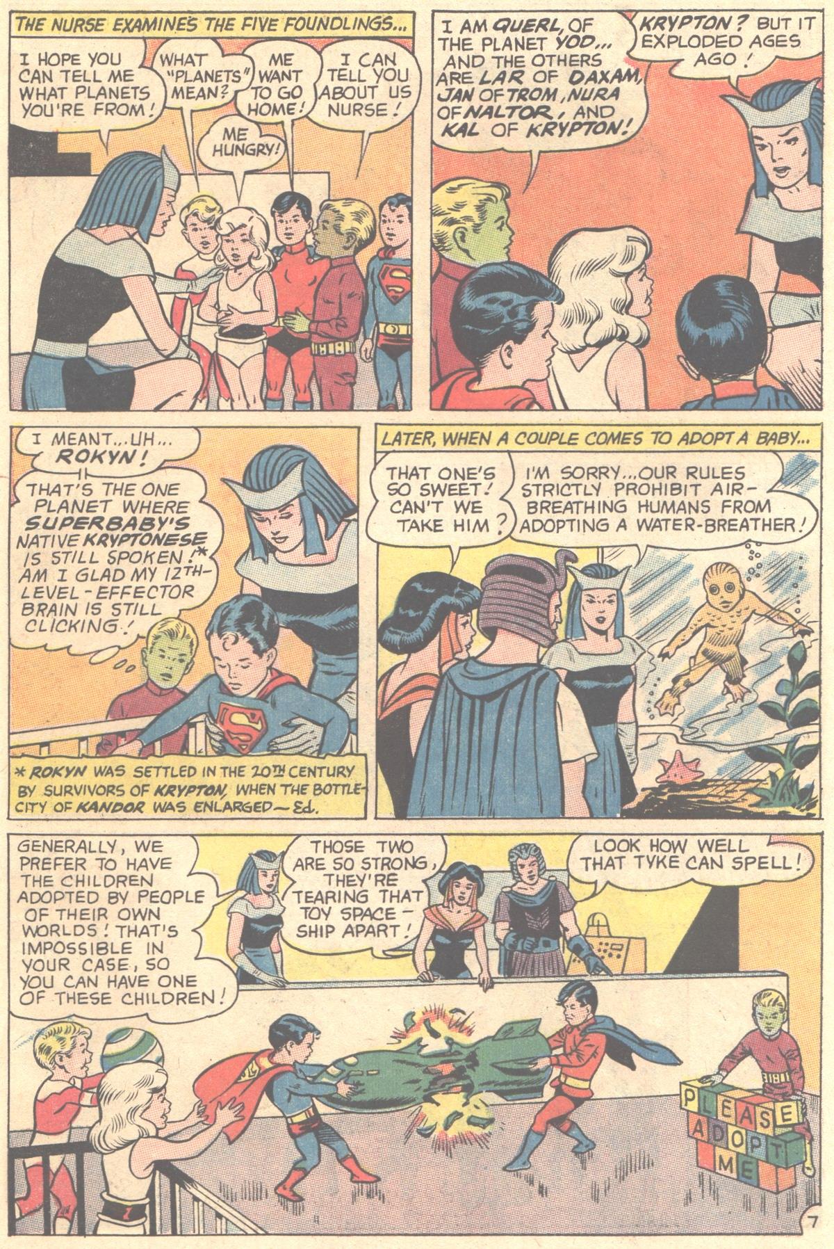 Read online Adventure Comics (1938) comic -  Issue #356 - 10
