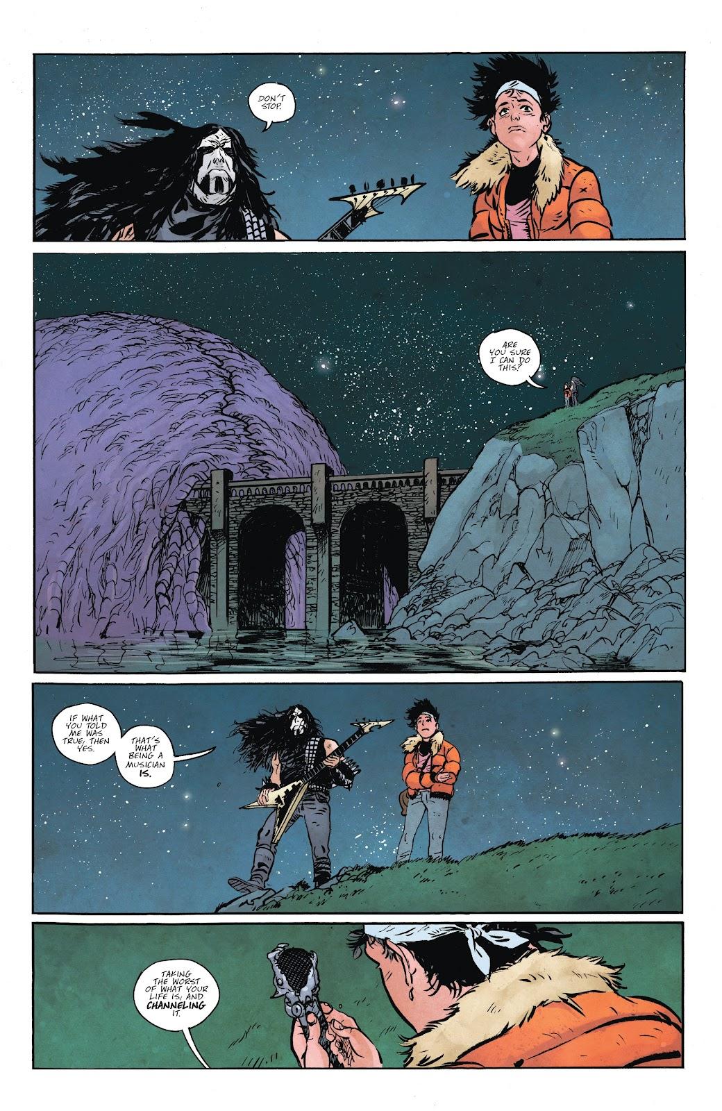Read online Murder Falcon comic -  Issue #6 - 17
