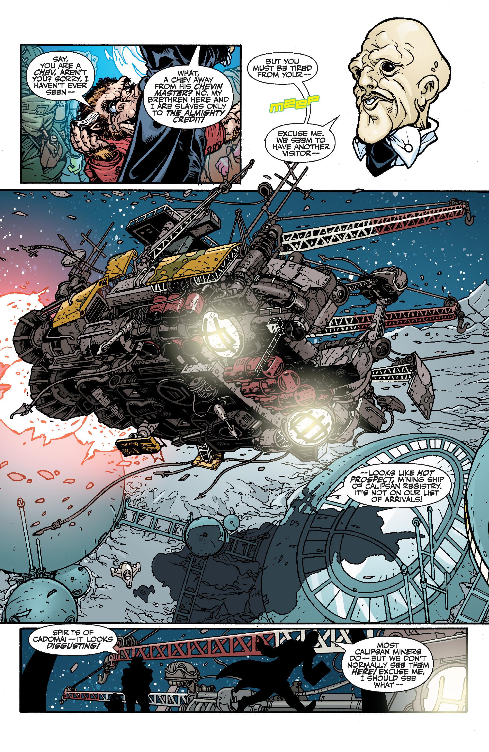 Read online Star Wars Omnibus comic -  Issue # Vol. 32 - 402