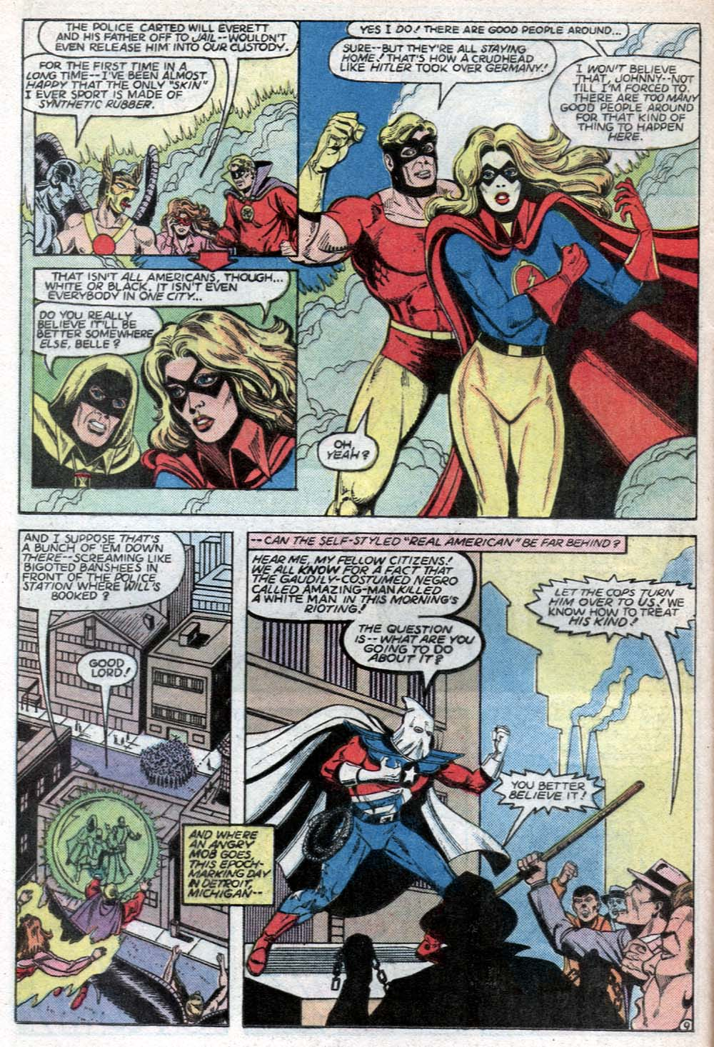 Read online All-Star Squadron comic -  Issue #40 - 10