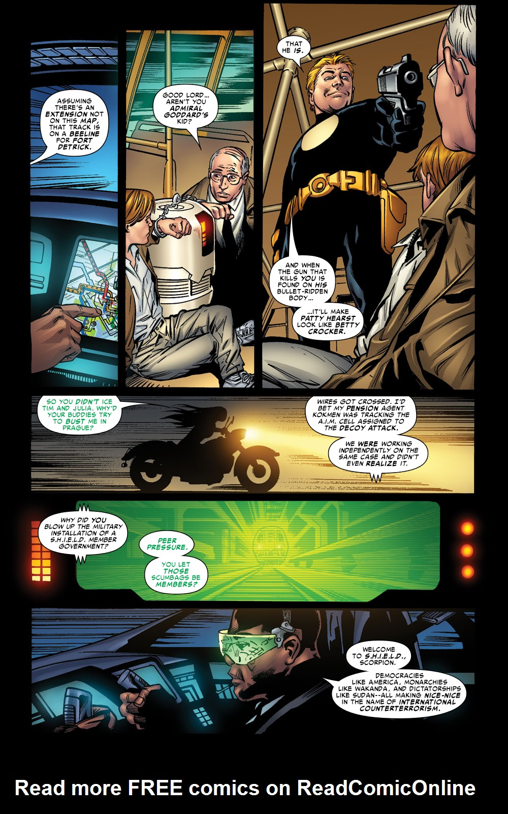 Read online Amazing Fantasy (2004) comic -  Issue #12 - 5
