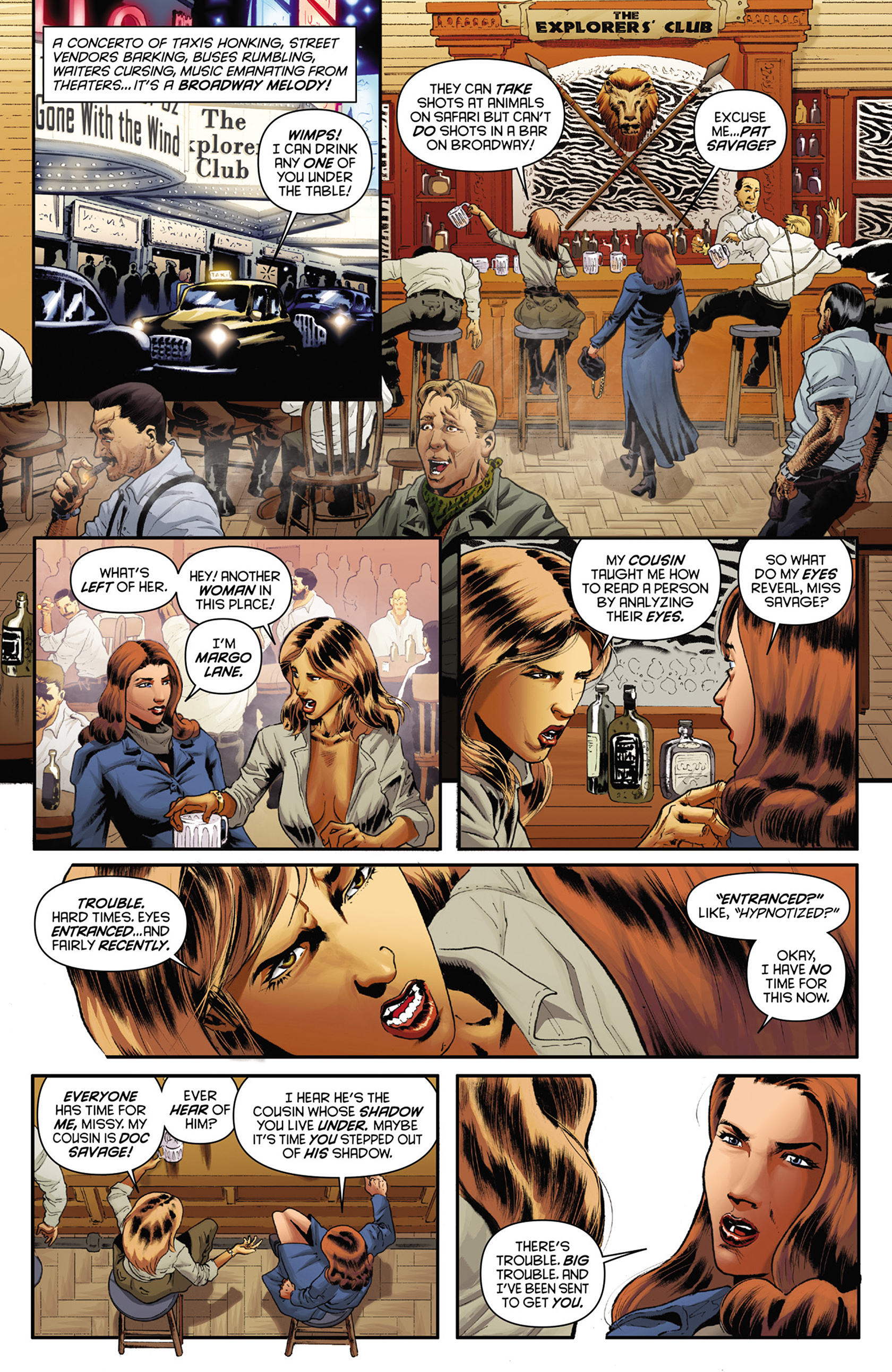 Read online Justice, Inc. comic -  Issue #3 - 13