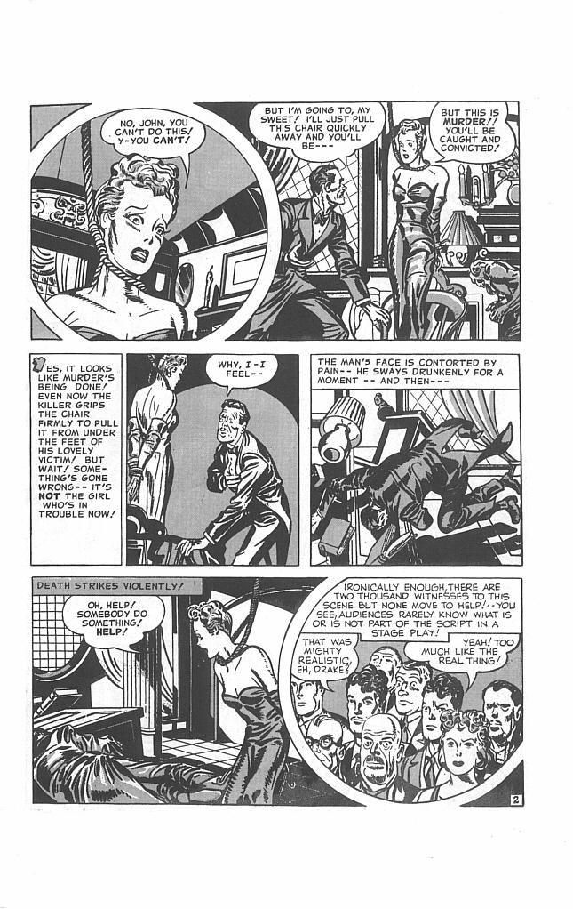 Read online Men of Mystery Comics comic -  Issue #17 - 5