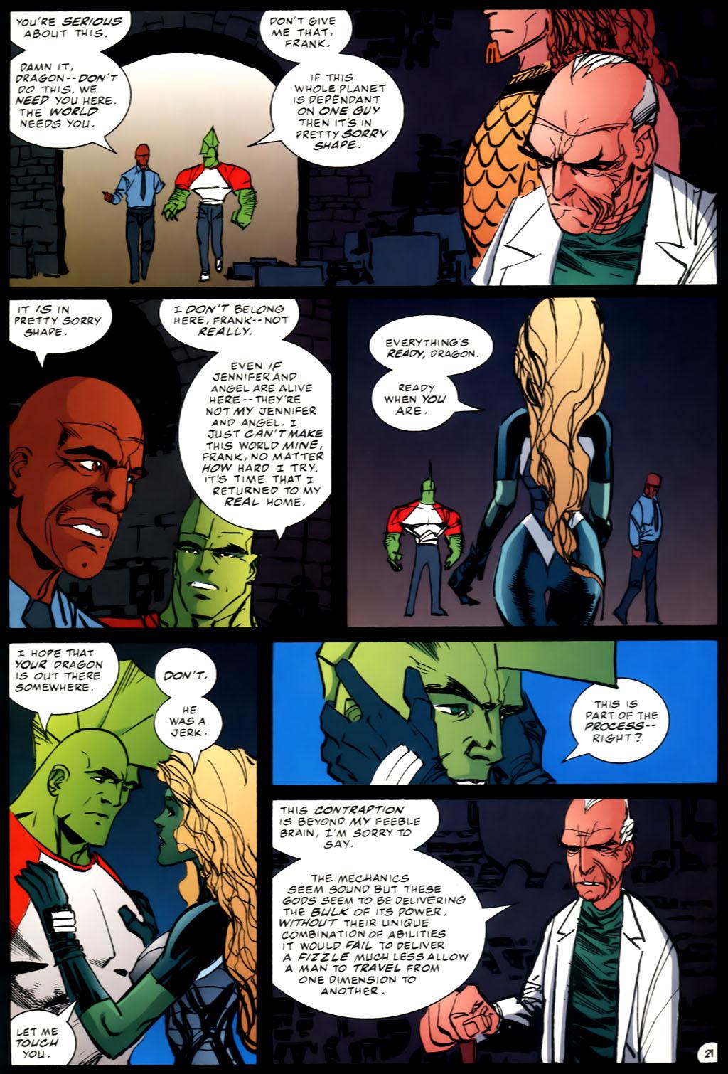 The Savage Dragon (1993) Issue #97 #100 - English 22