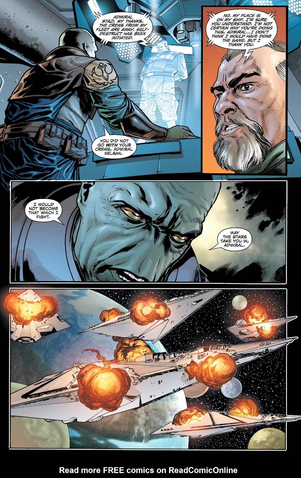 Read online Star Wars Legends: Legacy - Epic Collection comic -  Issue # TPB 2 (Part 5) - 6