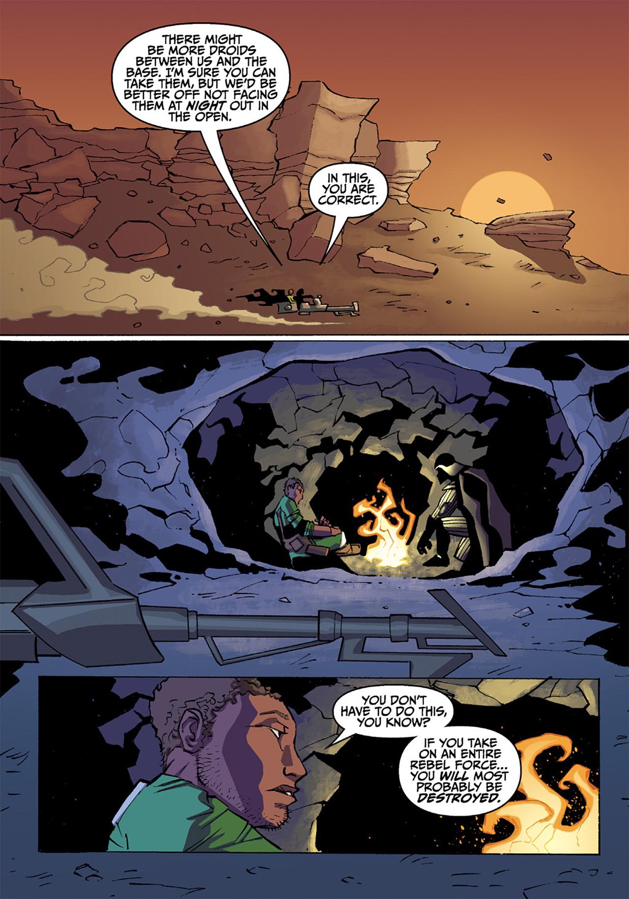 Read online Star Wars Omnibus comic -  Issue # Vol. 33 - 292