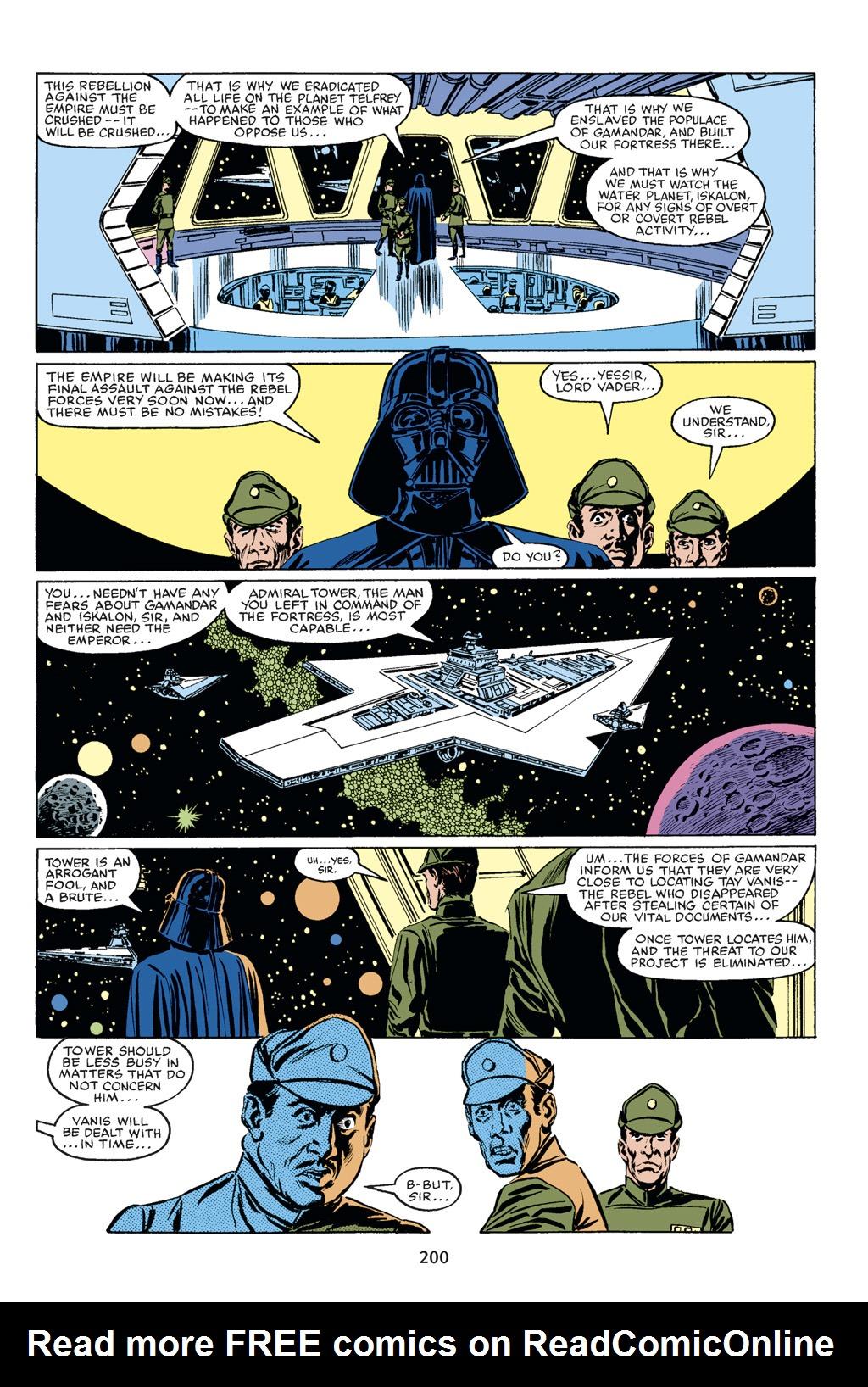 Read online Star Wars Omnibus comic -  Issue # Vol. 18 - 187