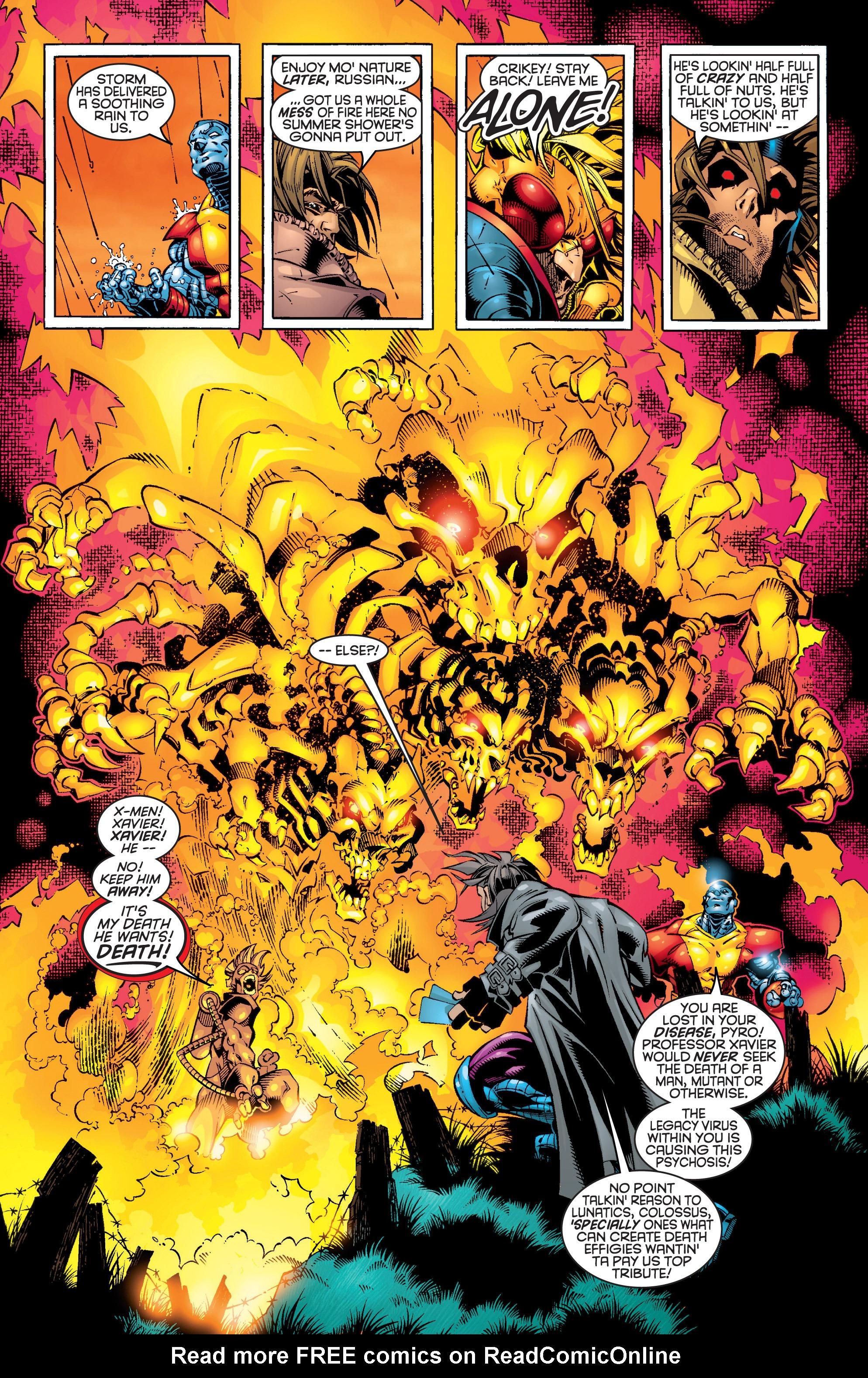 Read online Uncanny X-Men (1963) comic -  Issue #362 - 13