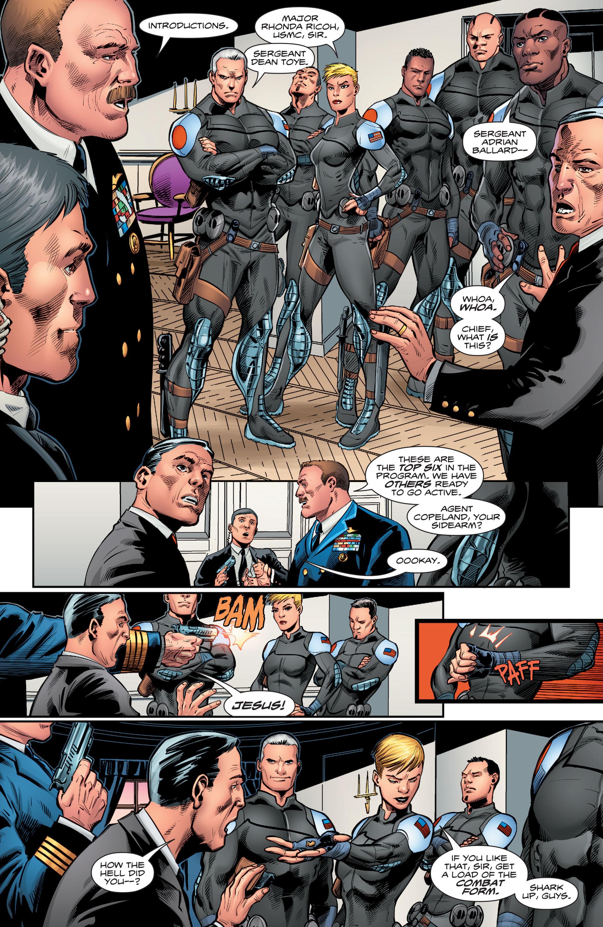 Read online Aquaman (2016) comic -  Issue #12 - 13