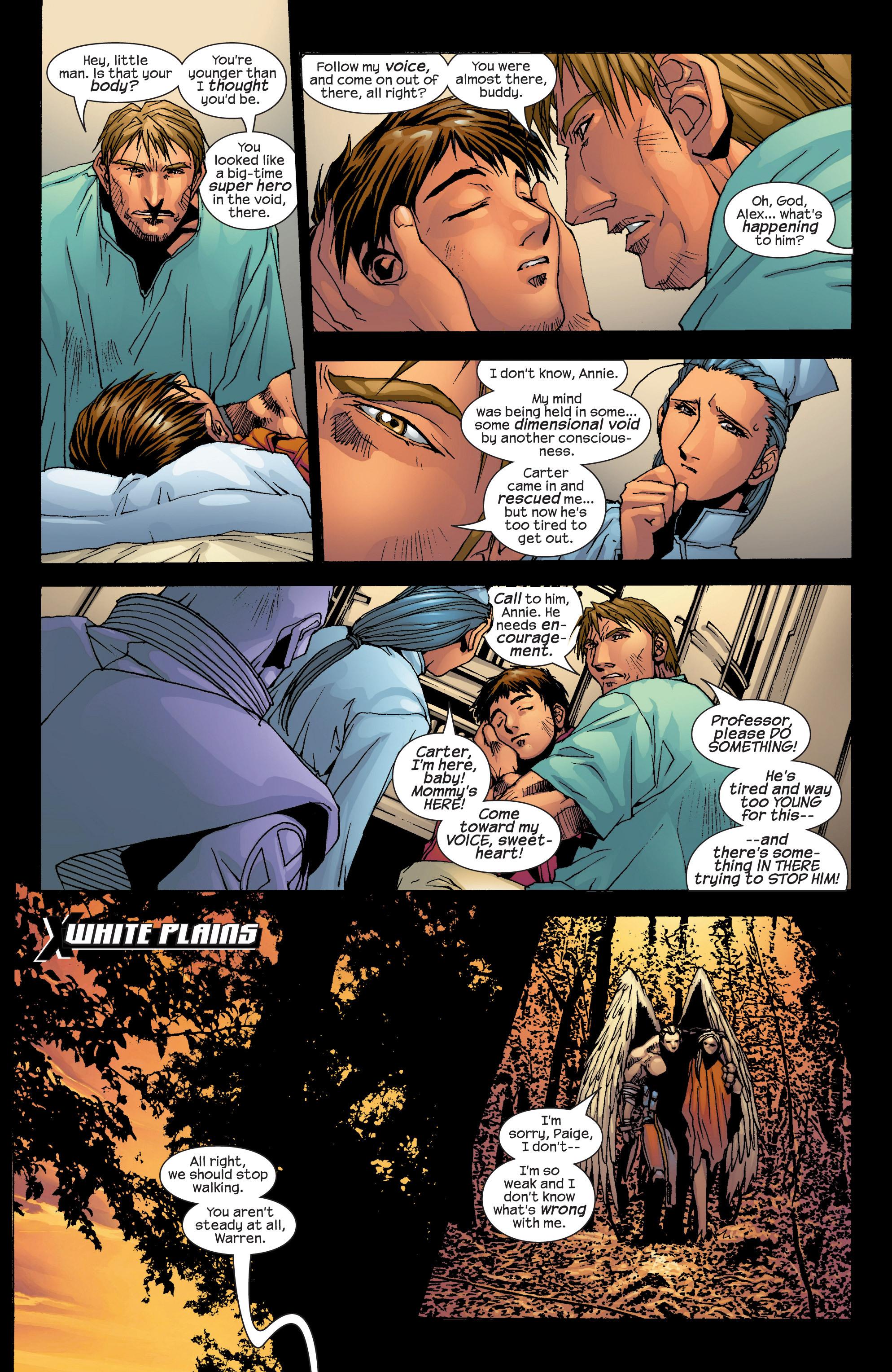 Read online Uncanny X-Men (1963) comic -  Issue #419 - 13