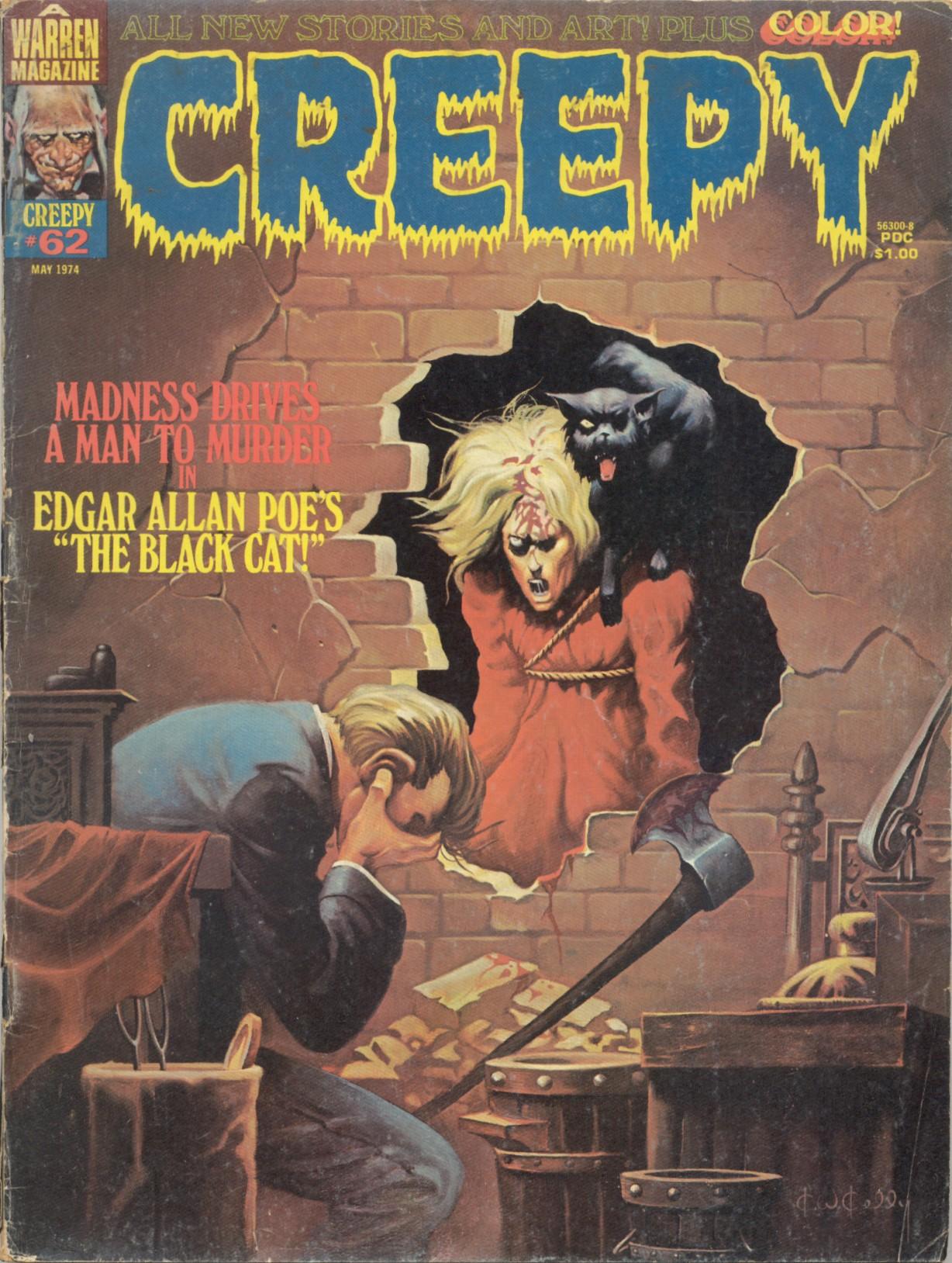 Creepy (1964) 62 Page 1