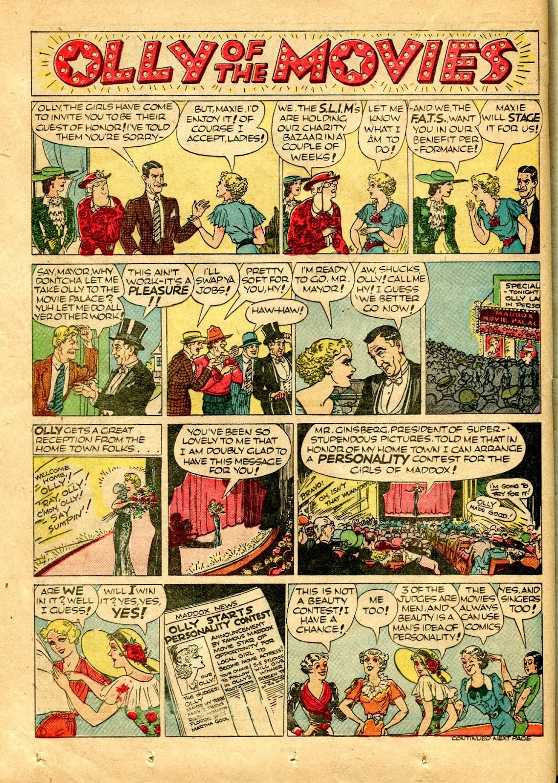 Read online Famous Funnies comic -  Issue #64 - 43