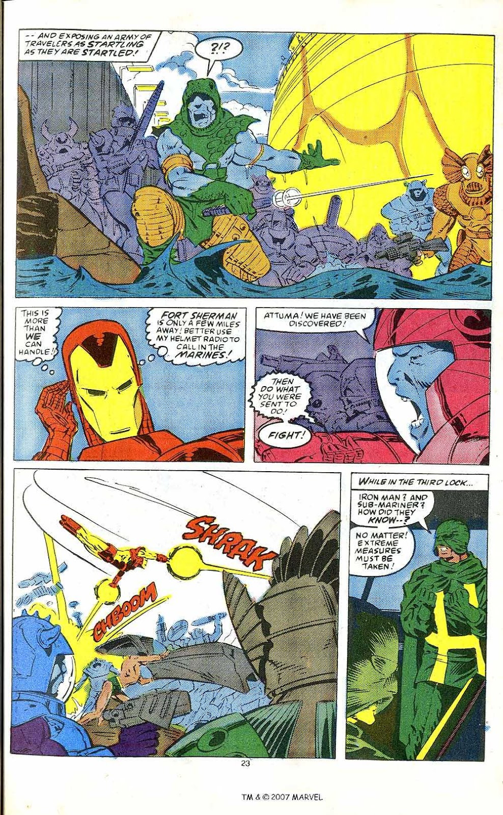 Iron Man Annual issue 10 - Page 25