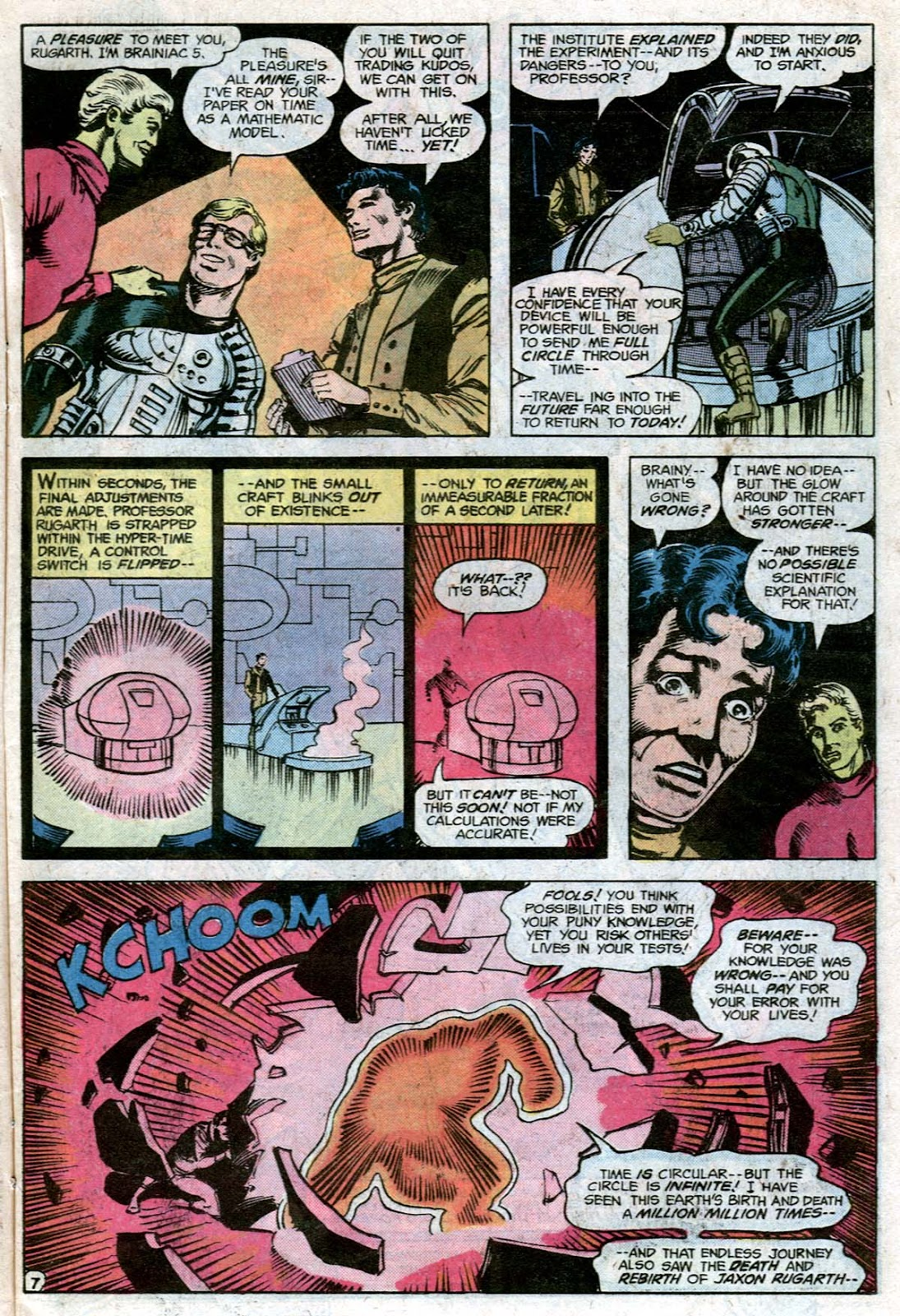 Superboy (1949) issue 233 - Page 8