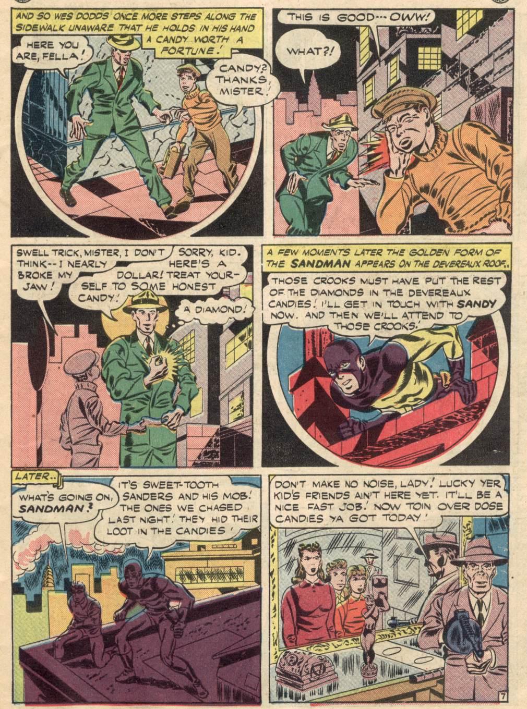 Read online Adventure Comics (1938) comic -  Issue #100 - 9