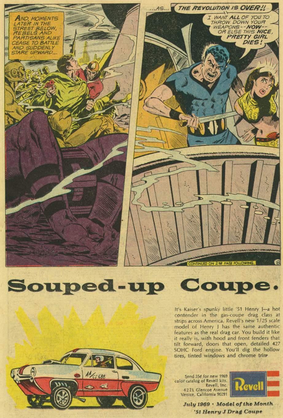 Read online Adventure Comics (1938) comic -  Issue #498 - 32