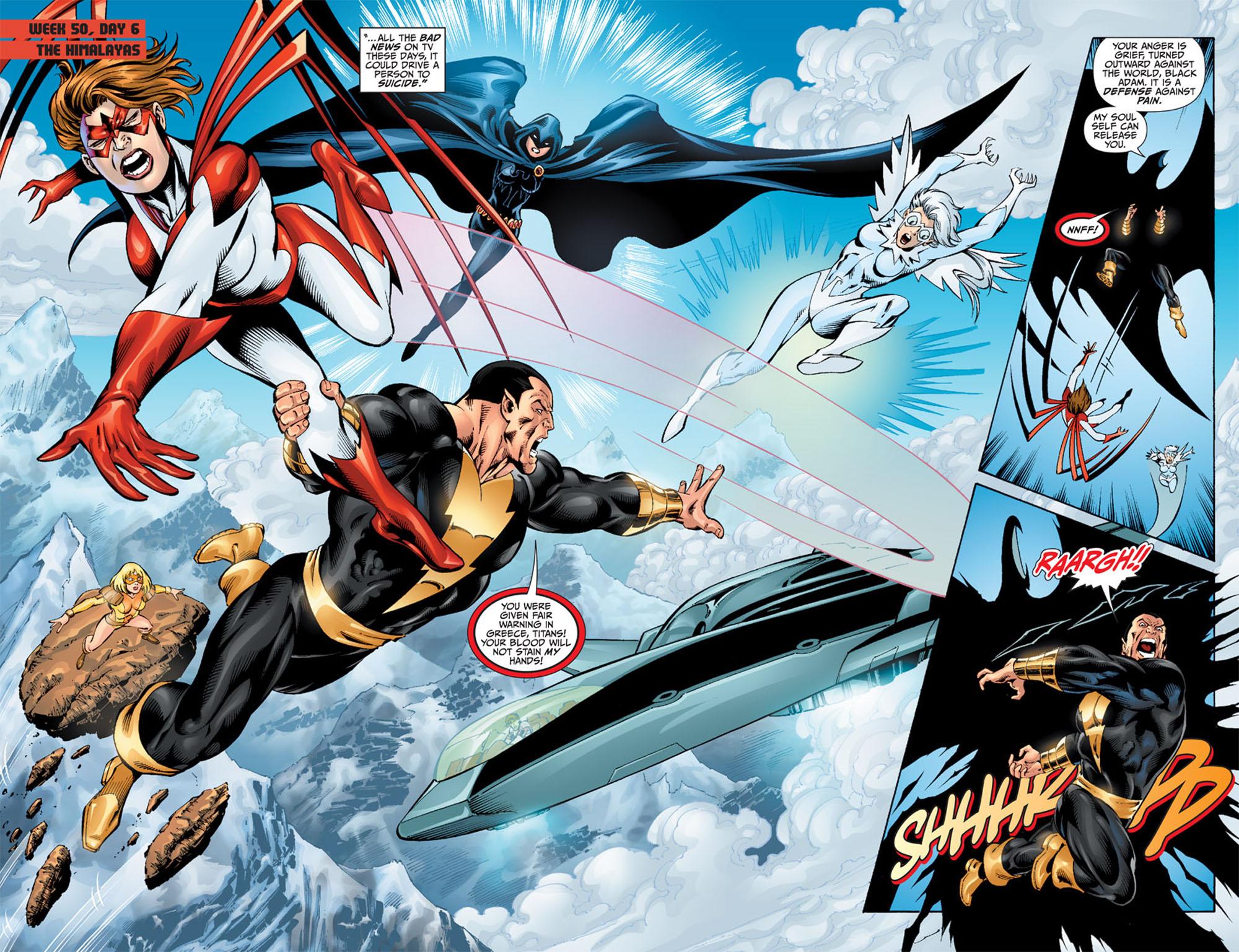 Read online World War III comic -  Issue #3 - 15